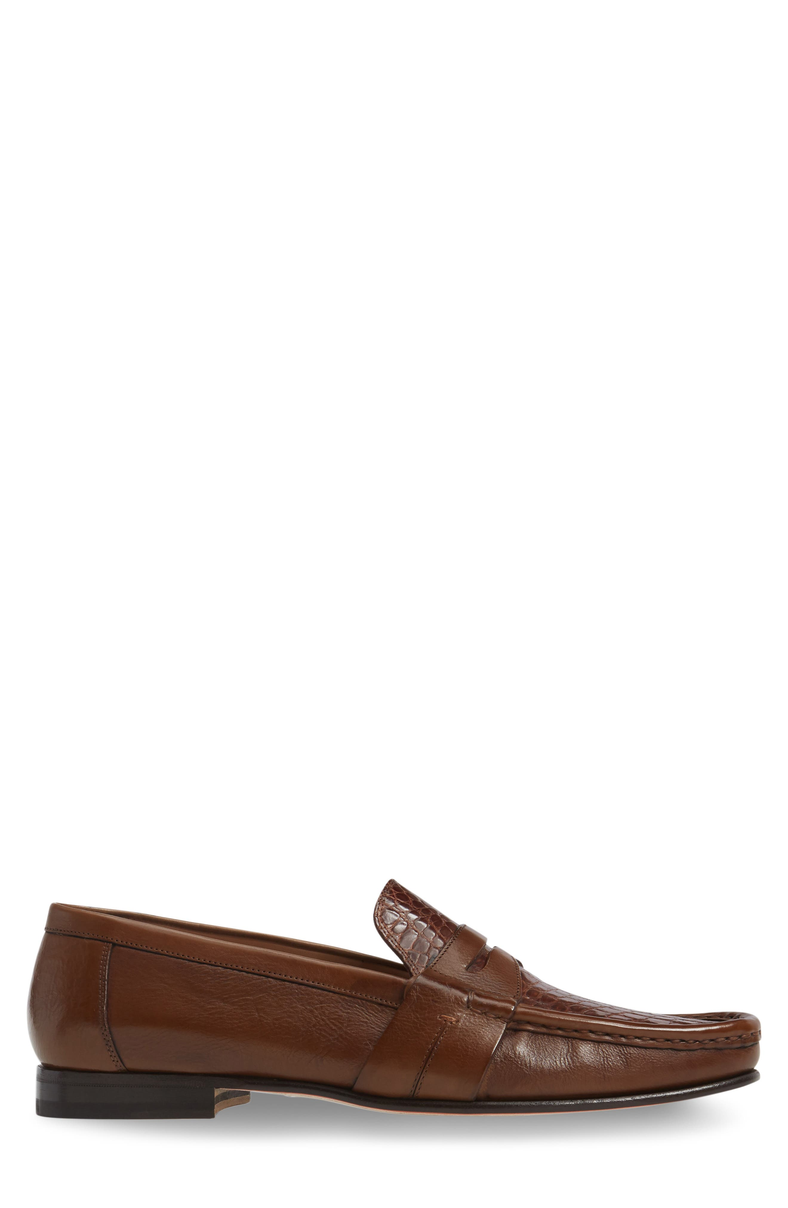 Marconi Penny Loafer,                             Alternate thumbnail 6, color,