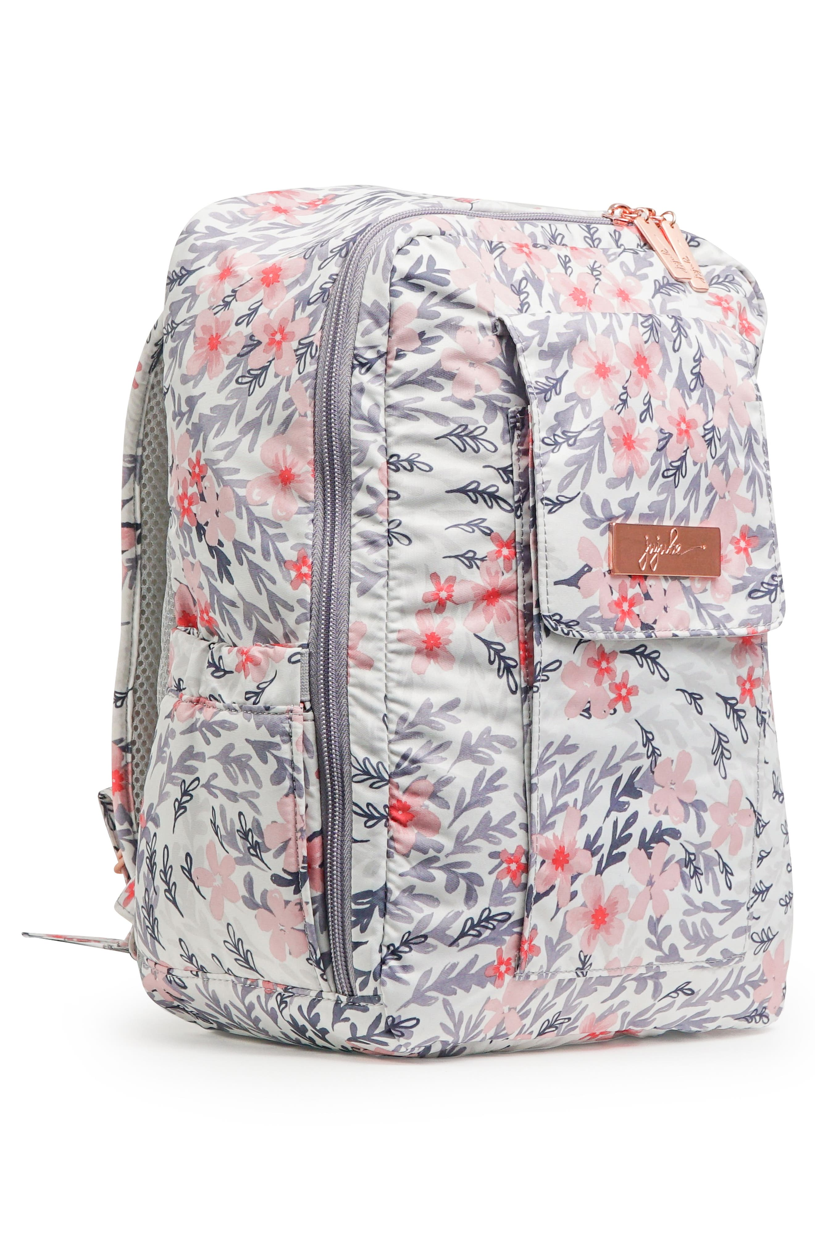 MiniBe Rose Backpack,                             Alternate thumbnail 11, color,