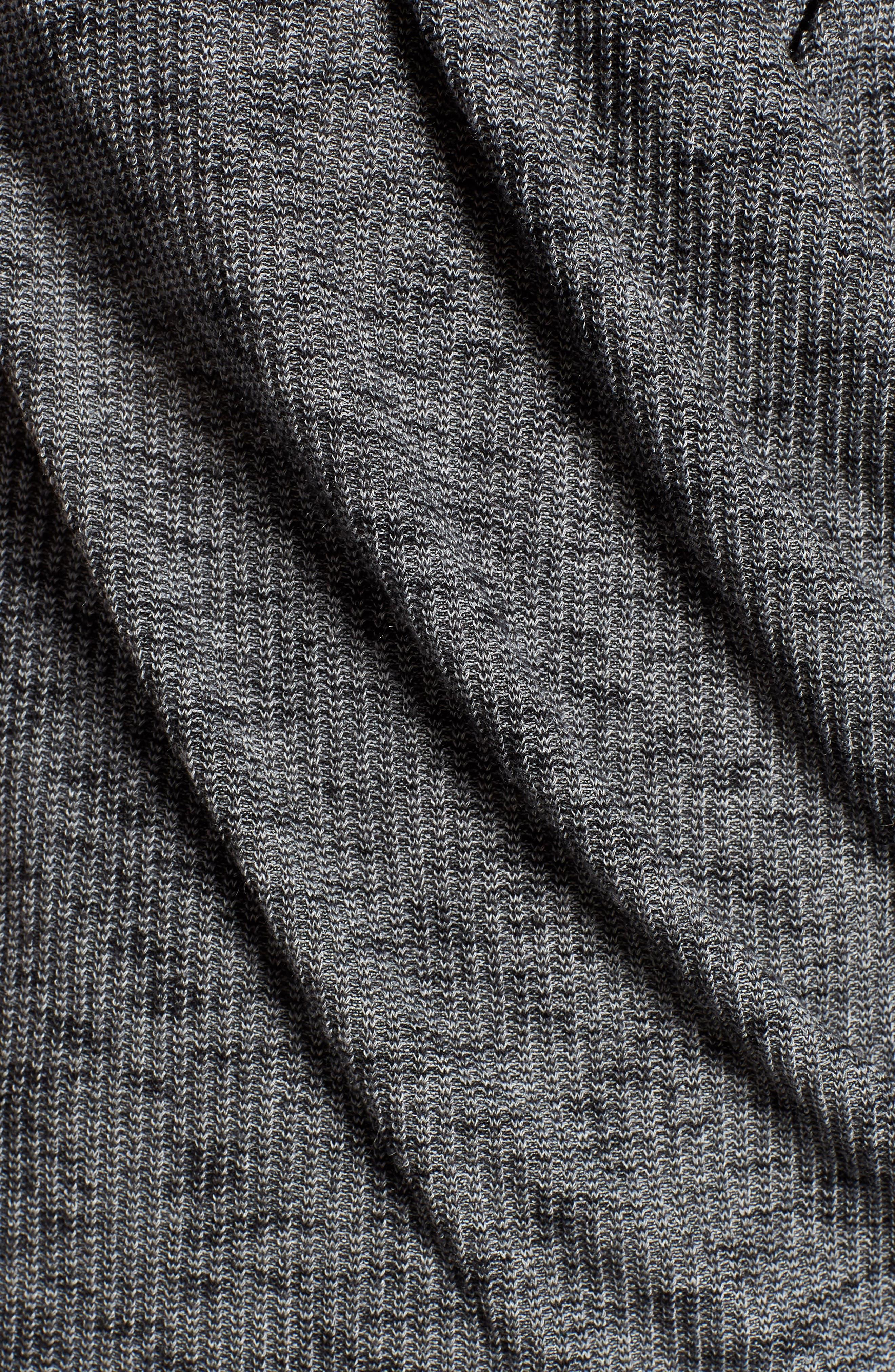 Surplus Knit Sleeveless Top,                             Alternate thumbnail 5, color,                             001