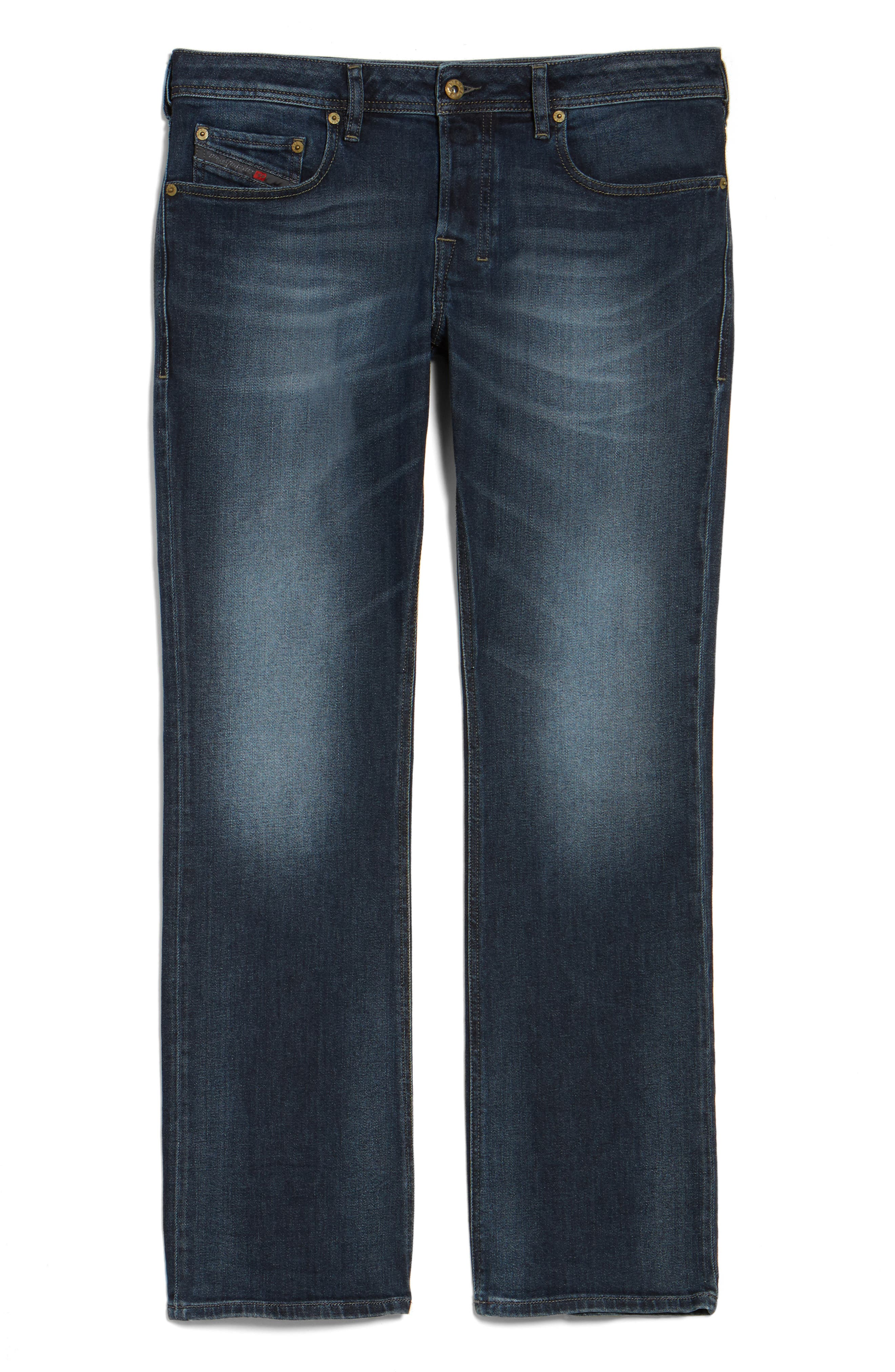 Zatiny Bootcut Jeans,                             Alternate thumbnail 6, color,                             400