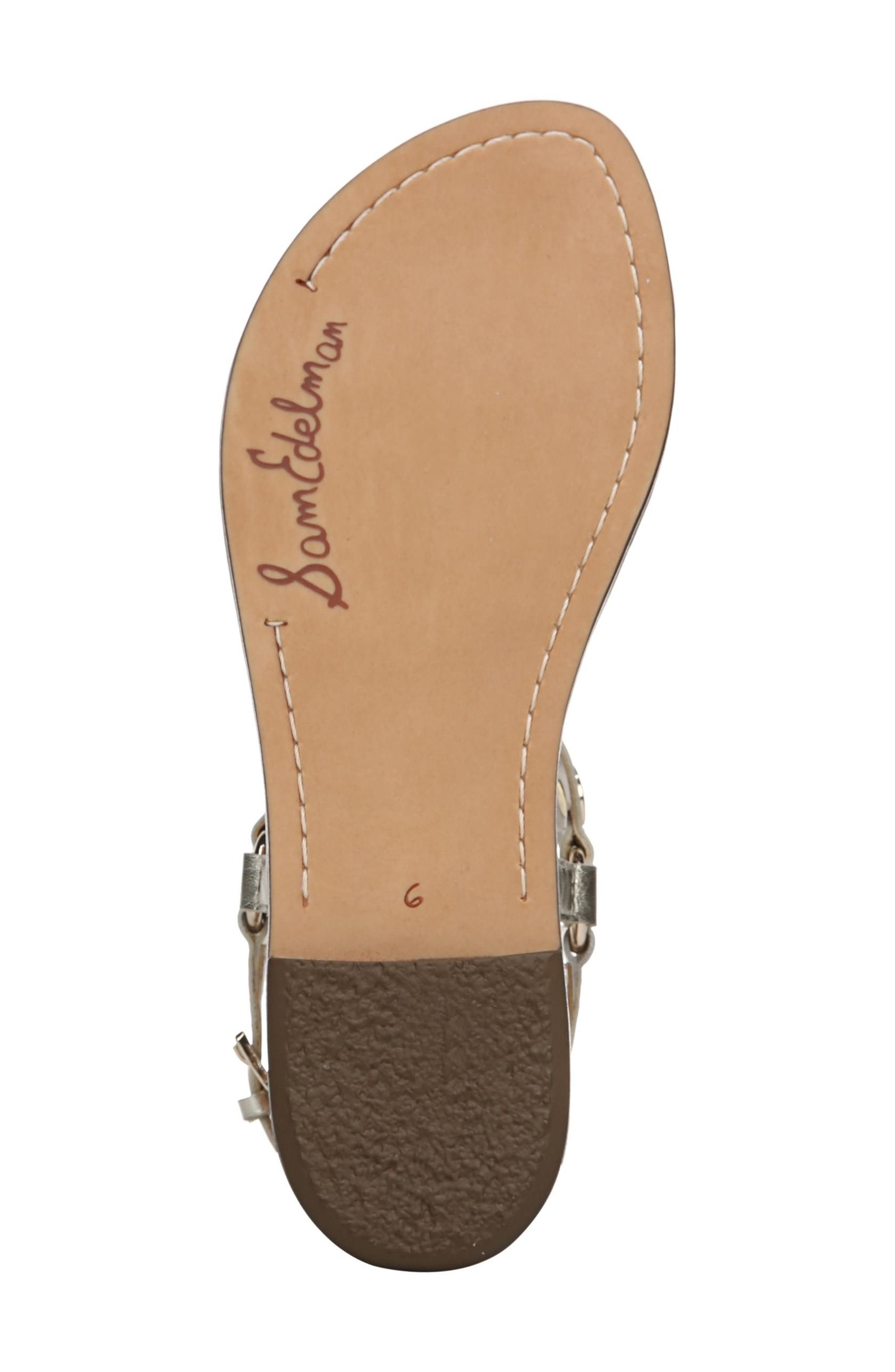Gilly T-Strap Sandal,                             Alternate thumbnail 22, color,