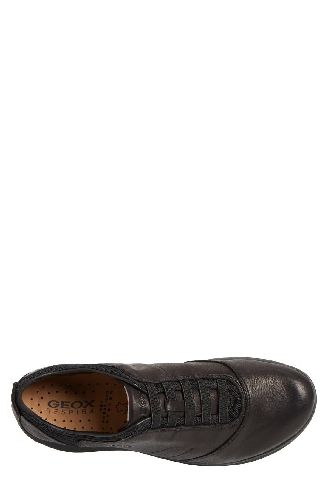 'Nebula 8' Sneaker,                             Alternate thumbnail 7, color,                             BLACK