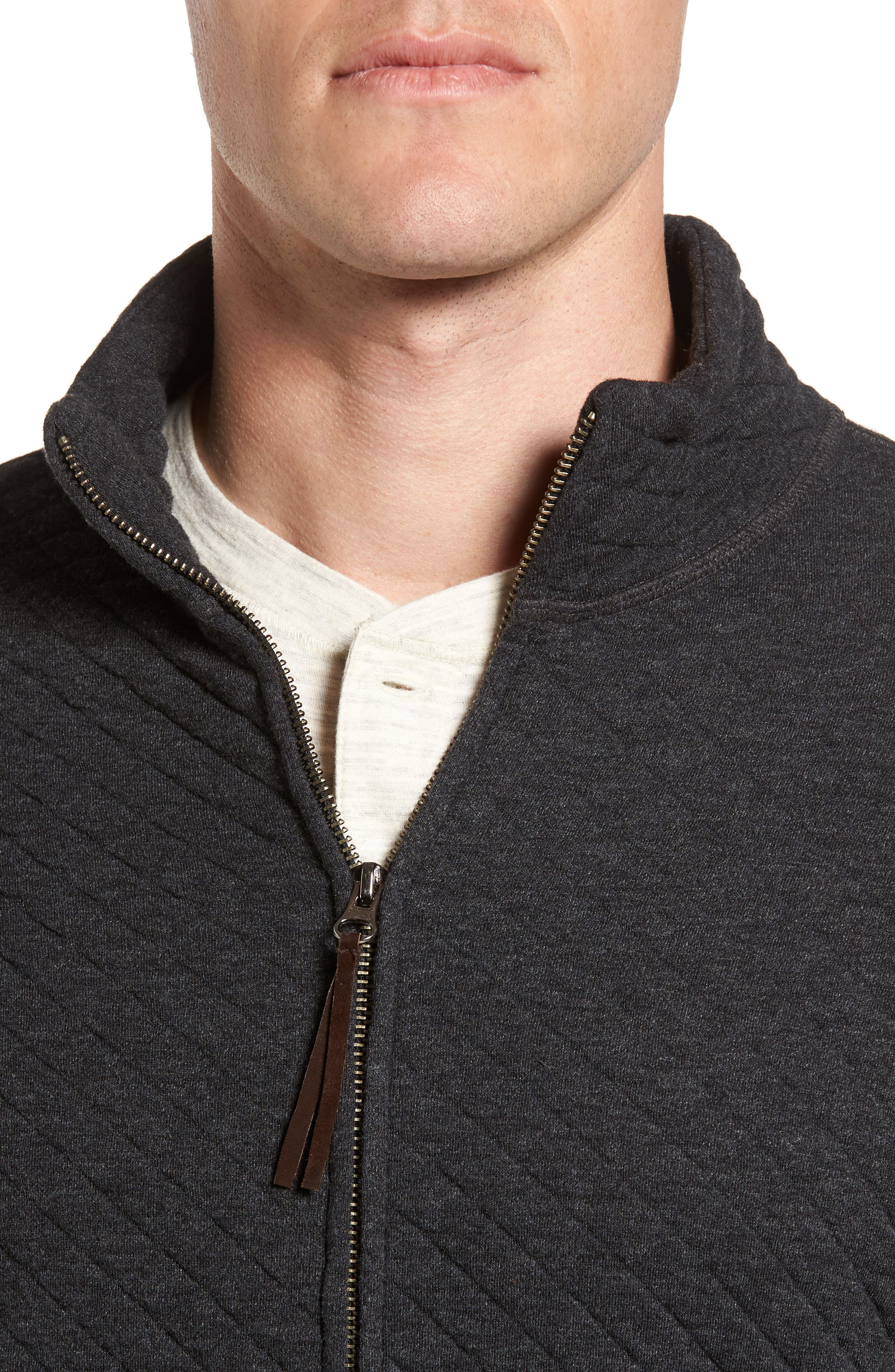 Diamond Quilted Jacket,                             Alternate thumbnail 4, color,                             020