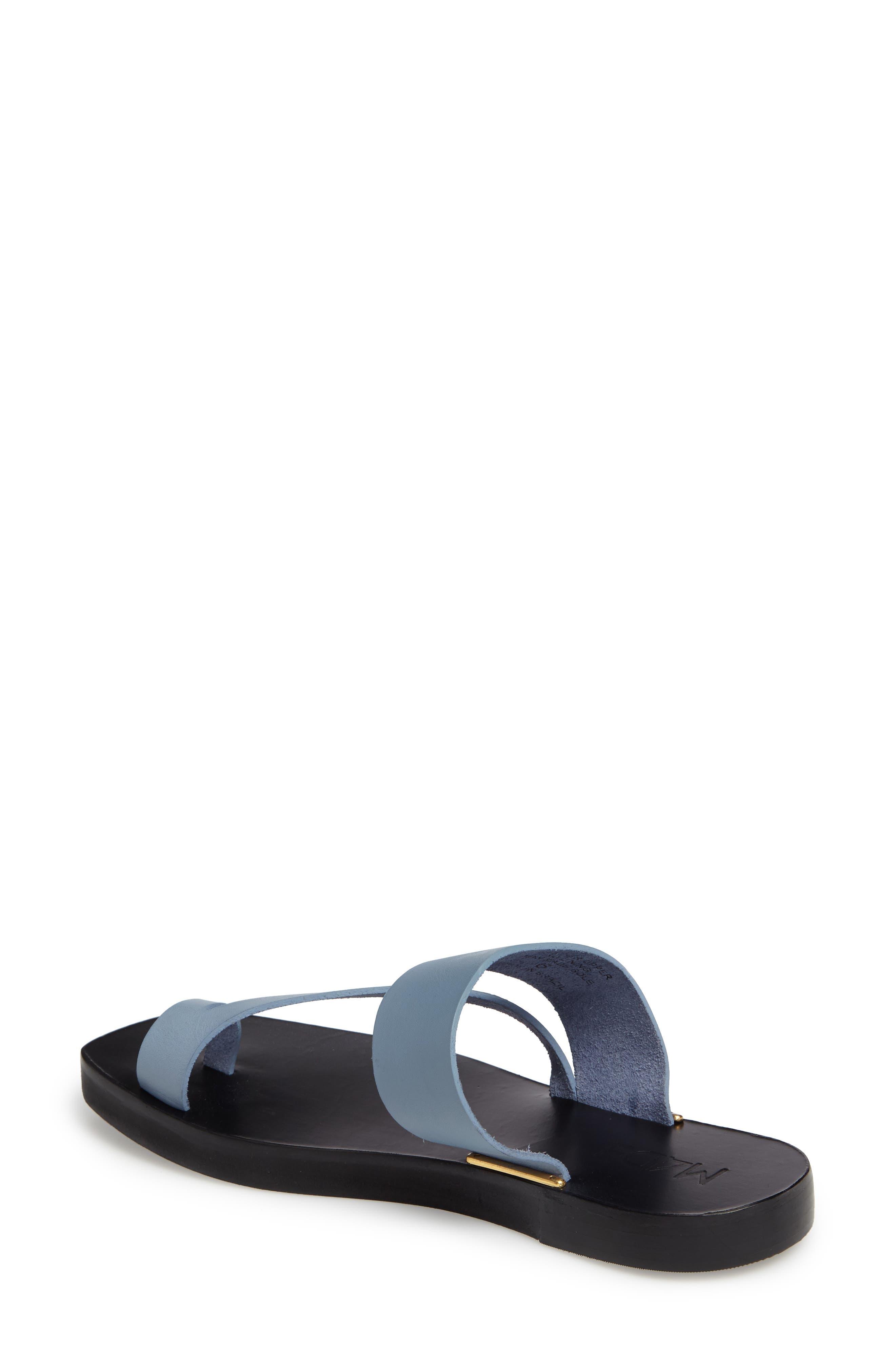 M4D3 Capri Sandal,                             Alternate thumbnail 2, color,                             BLUE
