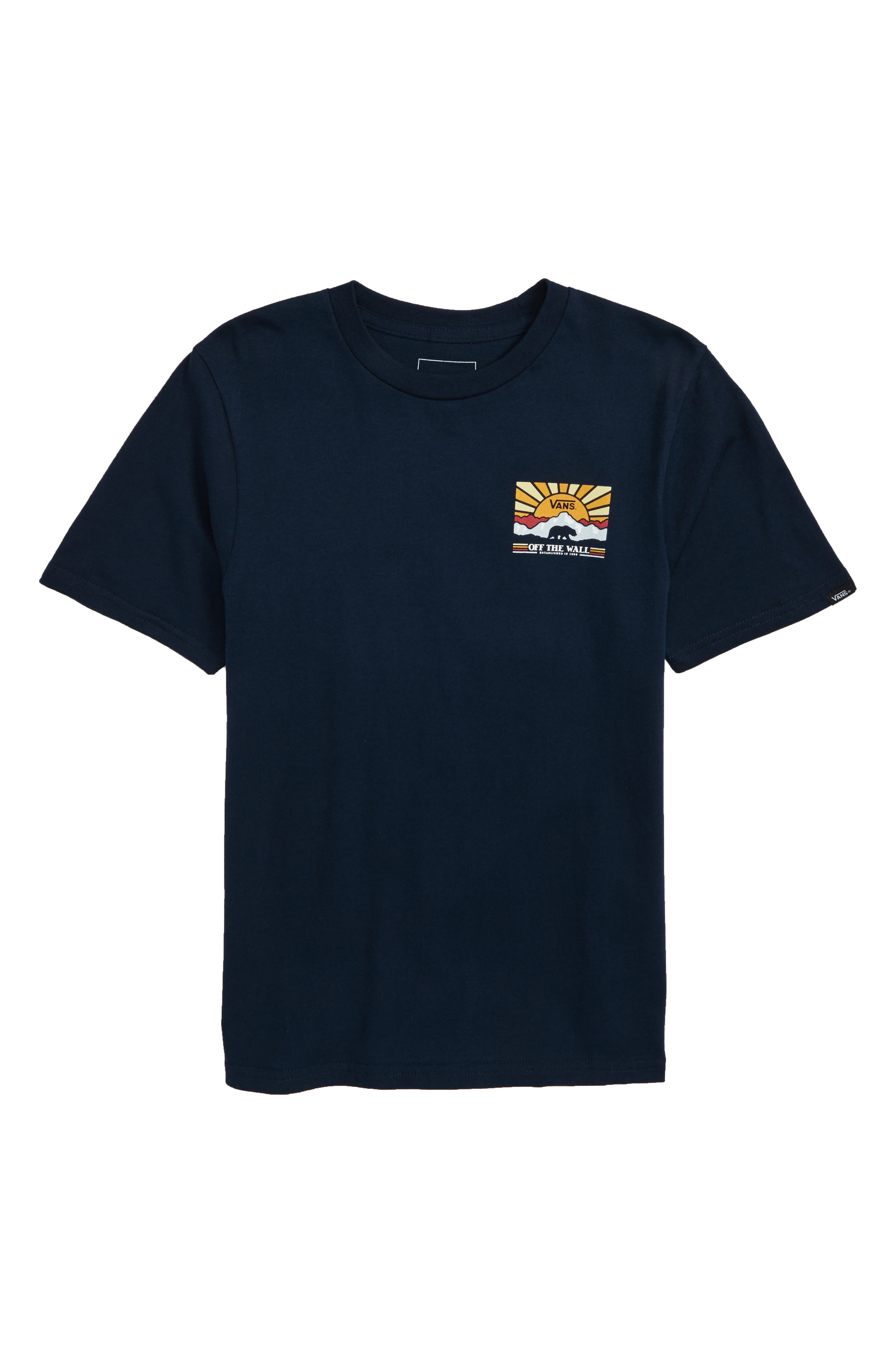 Grizzly Mountain Graphic T-Shirt,                         Main,                         color, 410