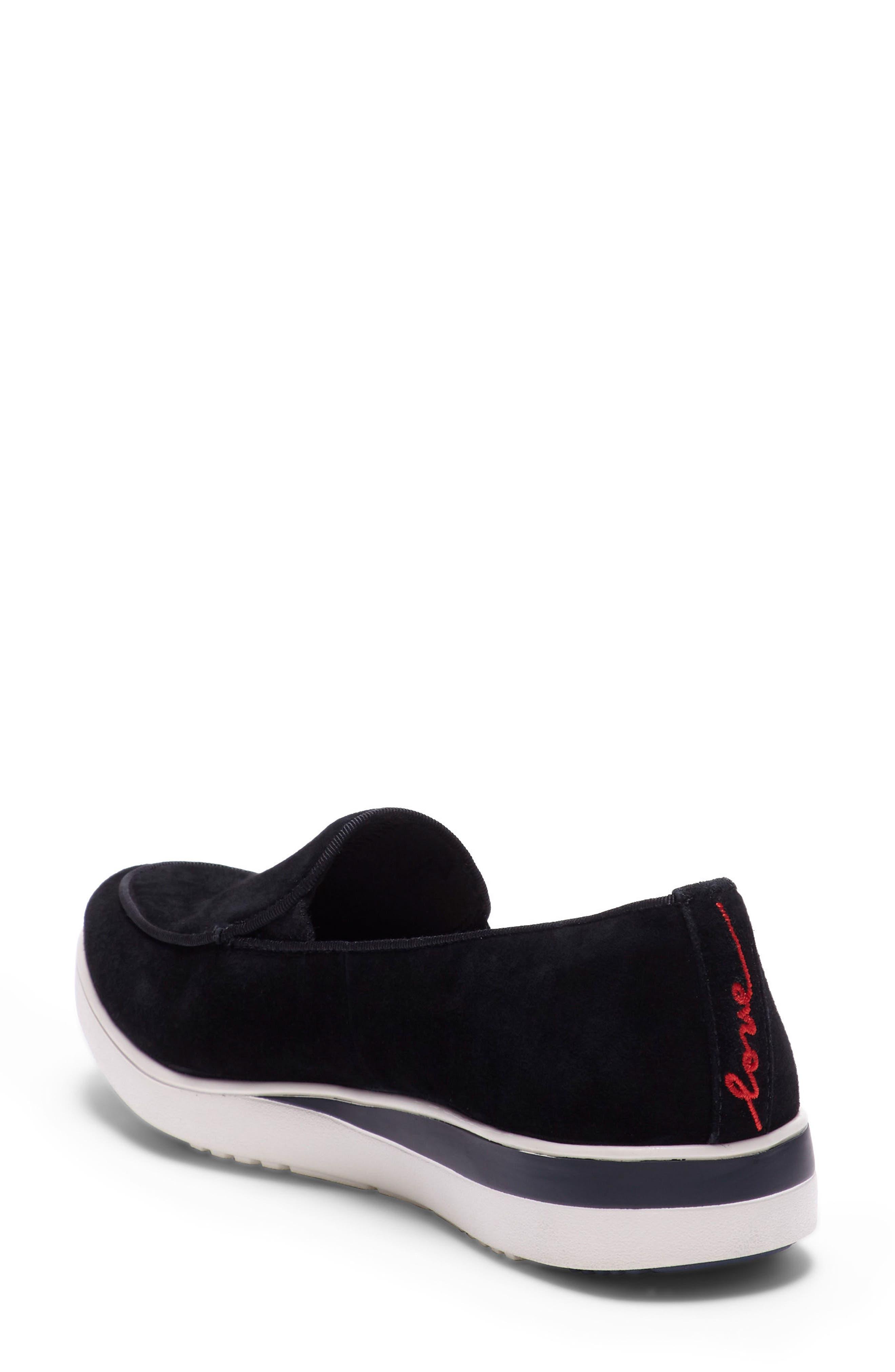 Antona Slip-On Sneaker,                             Alternate thumbnail 2, color,                             002