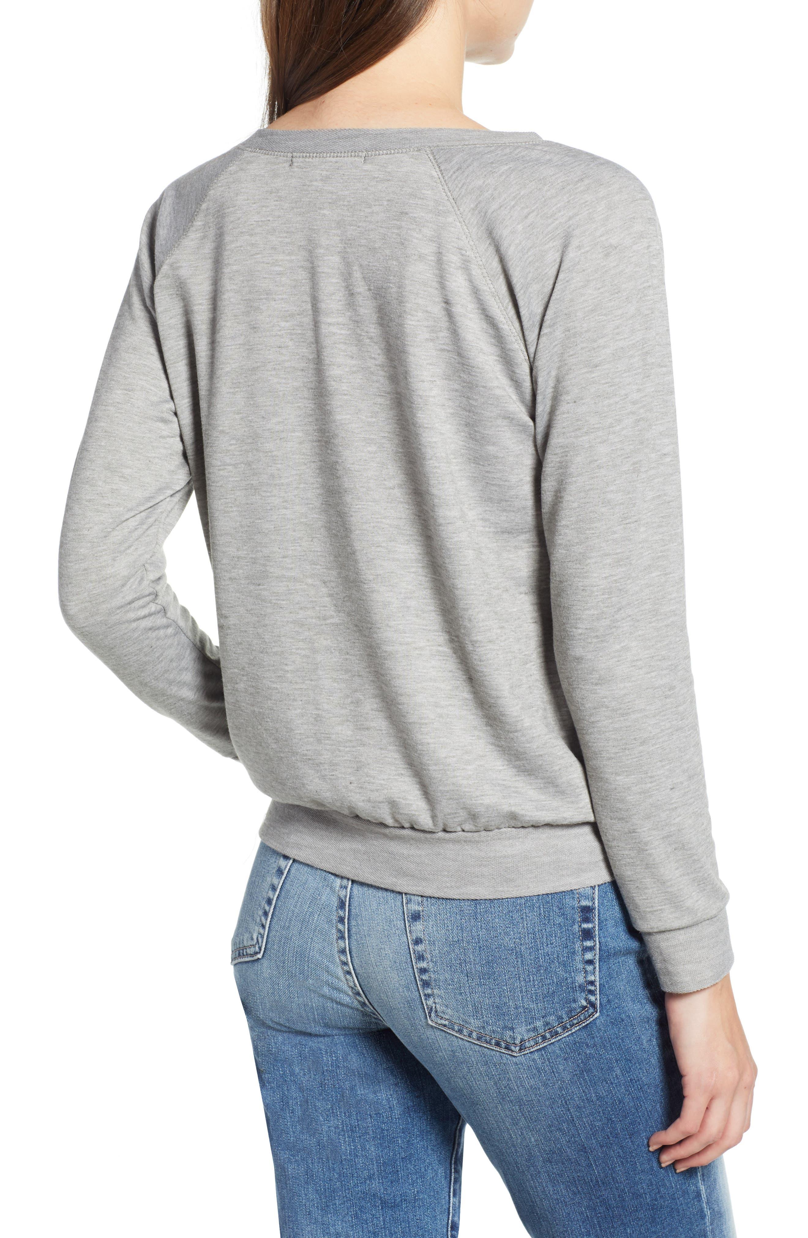 Ditched the Boyfriend Sweatshirt,                             Alternate thumbnail 2, color,