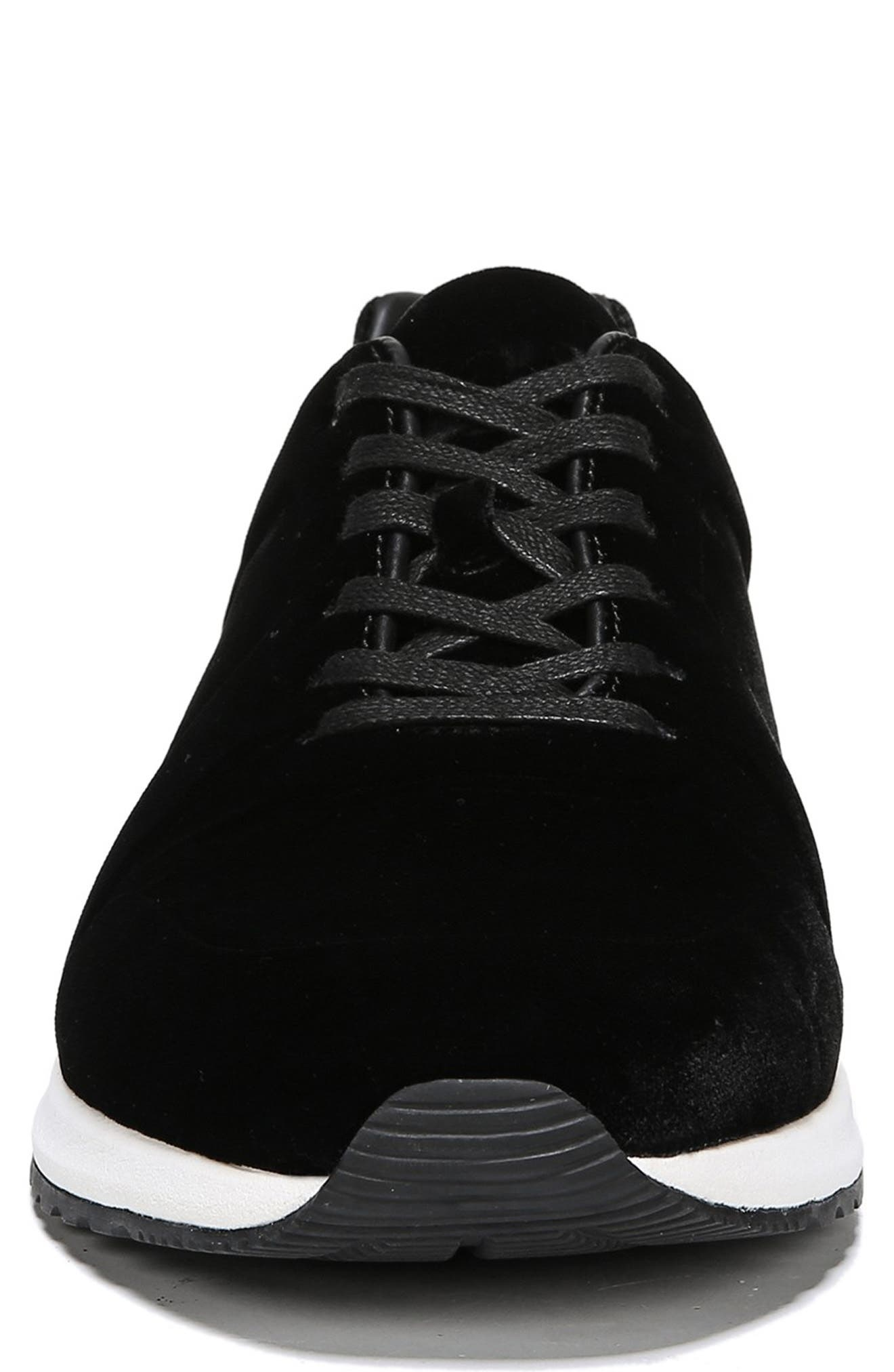 Garret Sneaker,                             Alternate thumbnail 4, color,                             BLACK