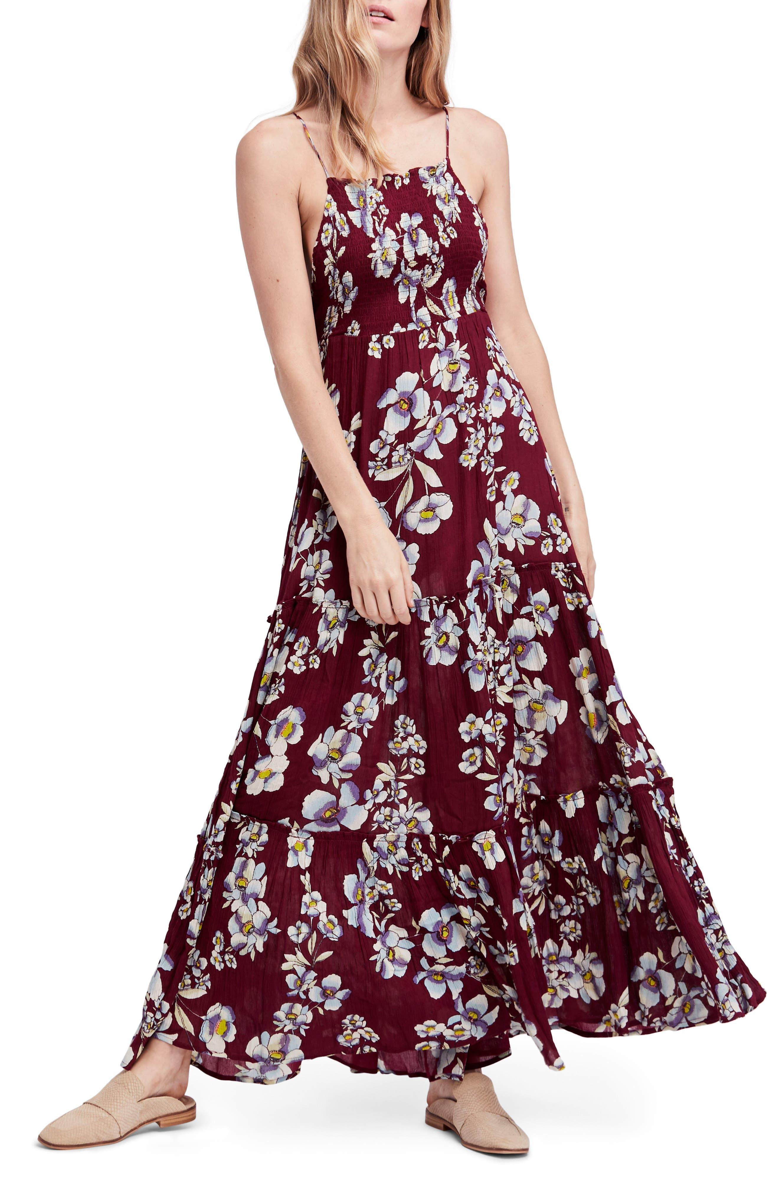 Garden Party Maxi Dress,                             Alternate thumbnail 31, color,