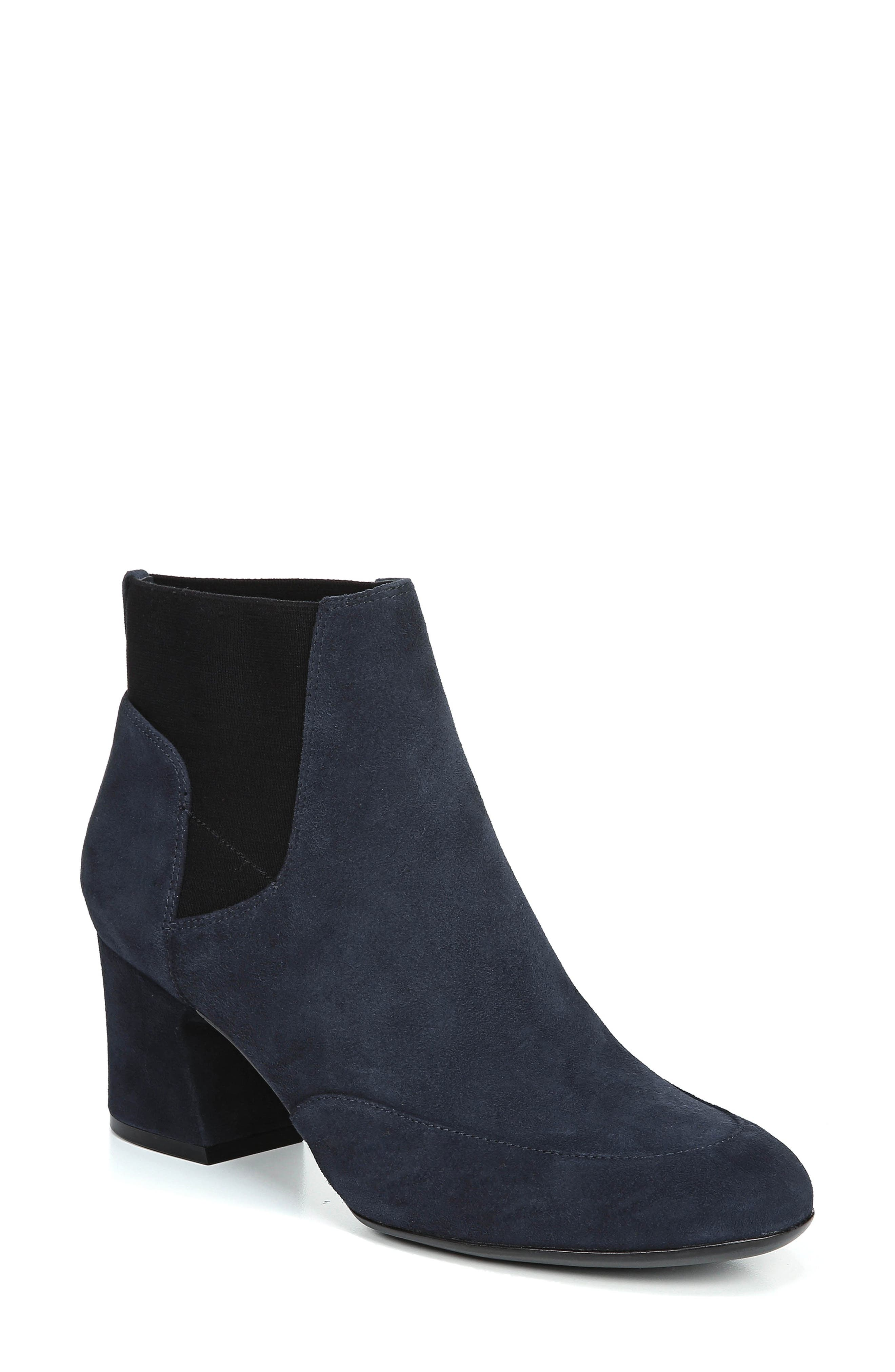 Naturalizer Danica Ankle Bootie- Blue