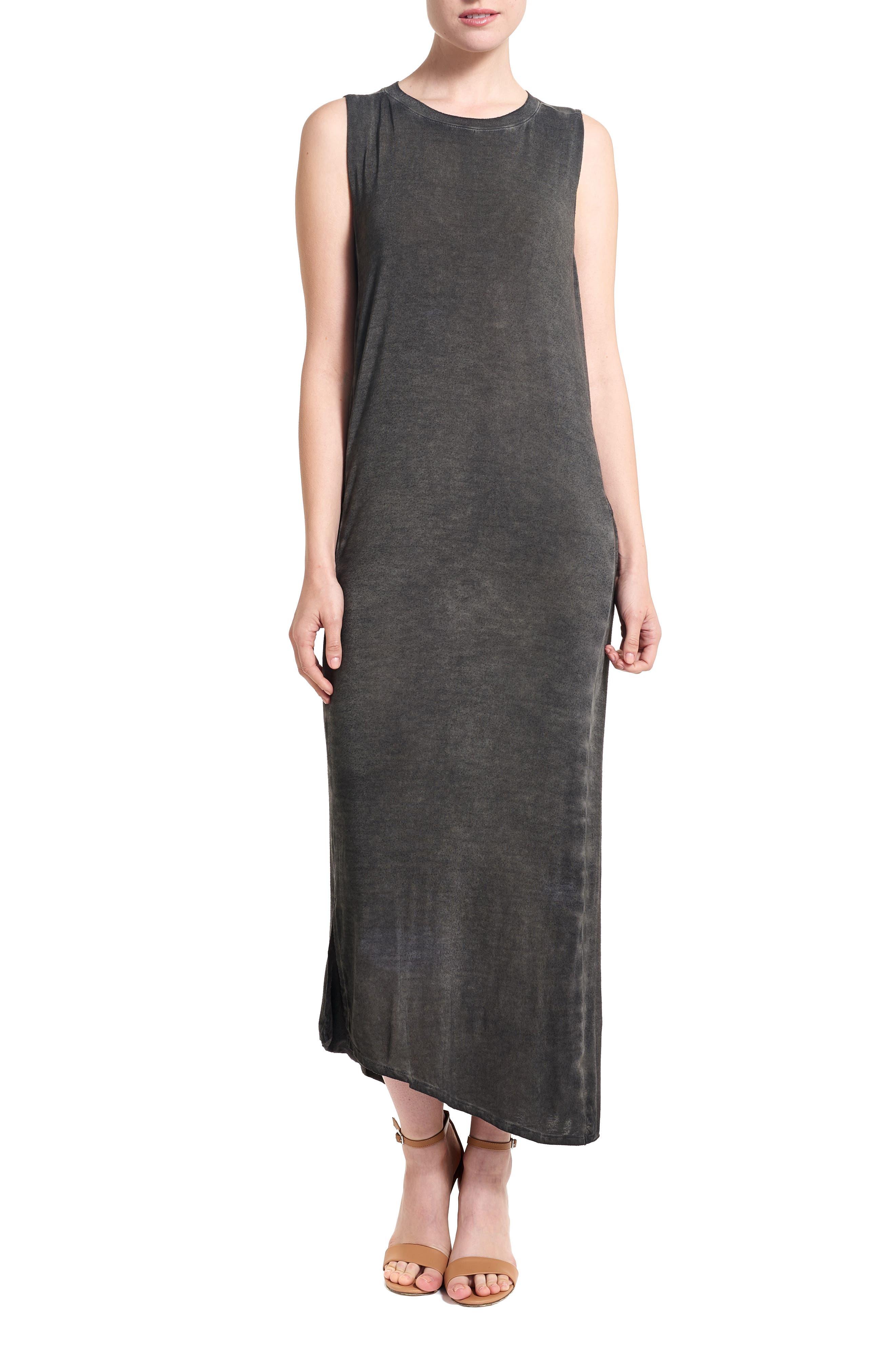 Asymmetrical Tank Dress,                             Main thumbnail 1, color,                             029