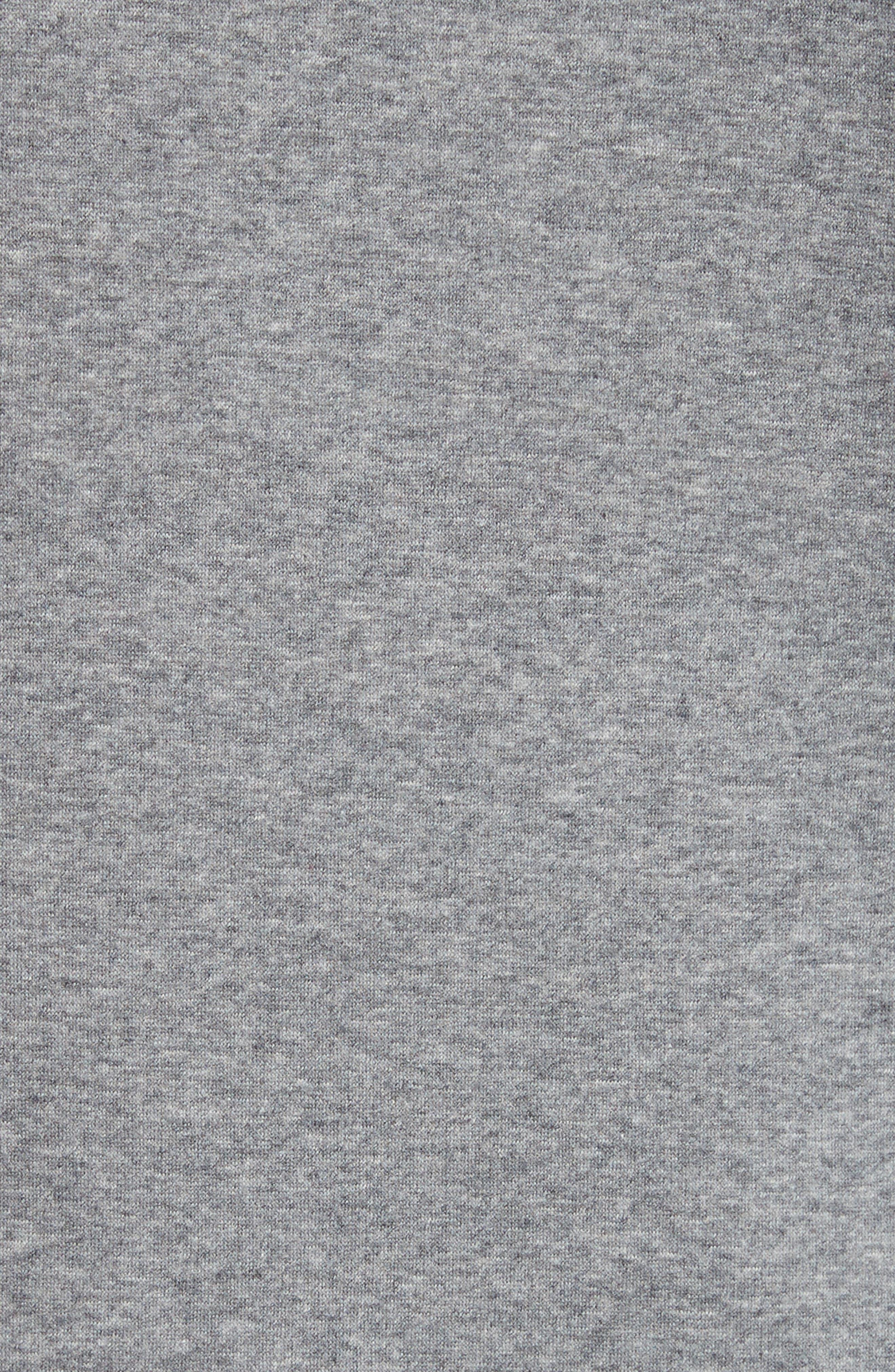 Grenoble Logo Patch Hooded Sweatshirt,                             Alternate thumbnail 5, color,                             021