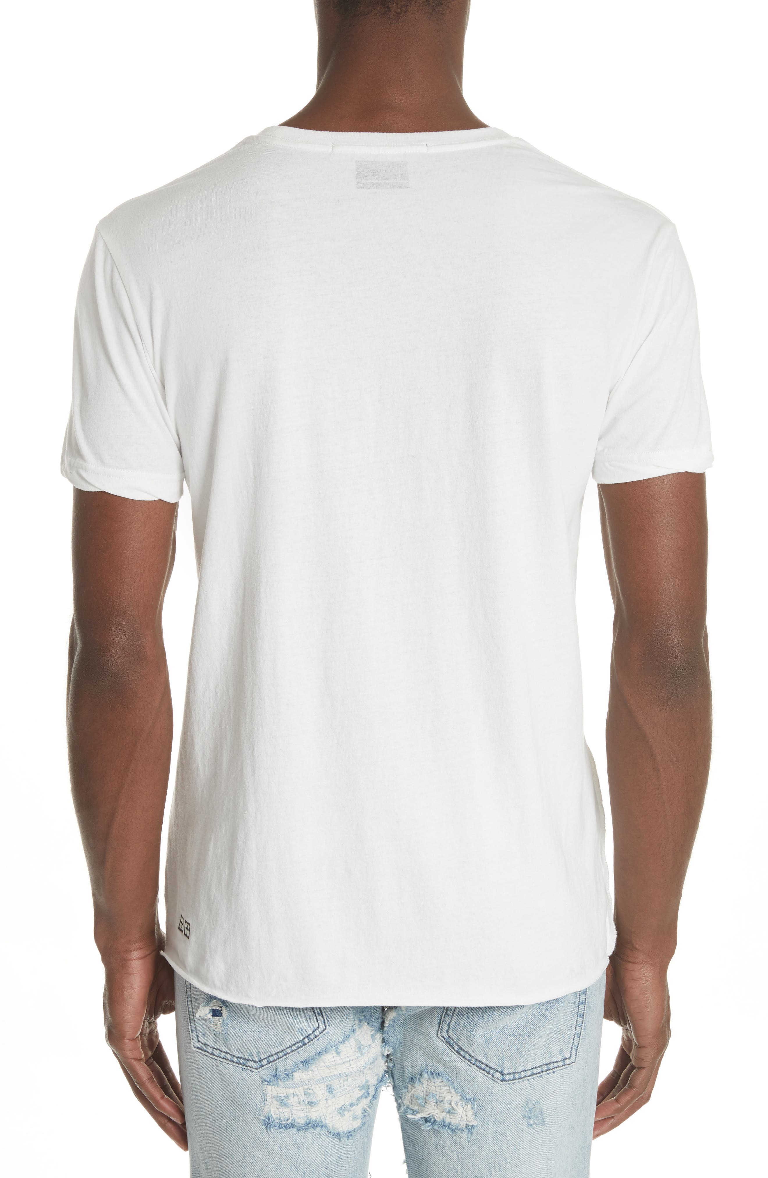 Relax Graphic T-Shirt,                             Alternate thumbnail 2, color,                             100