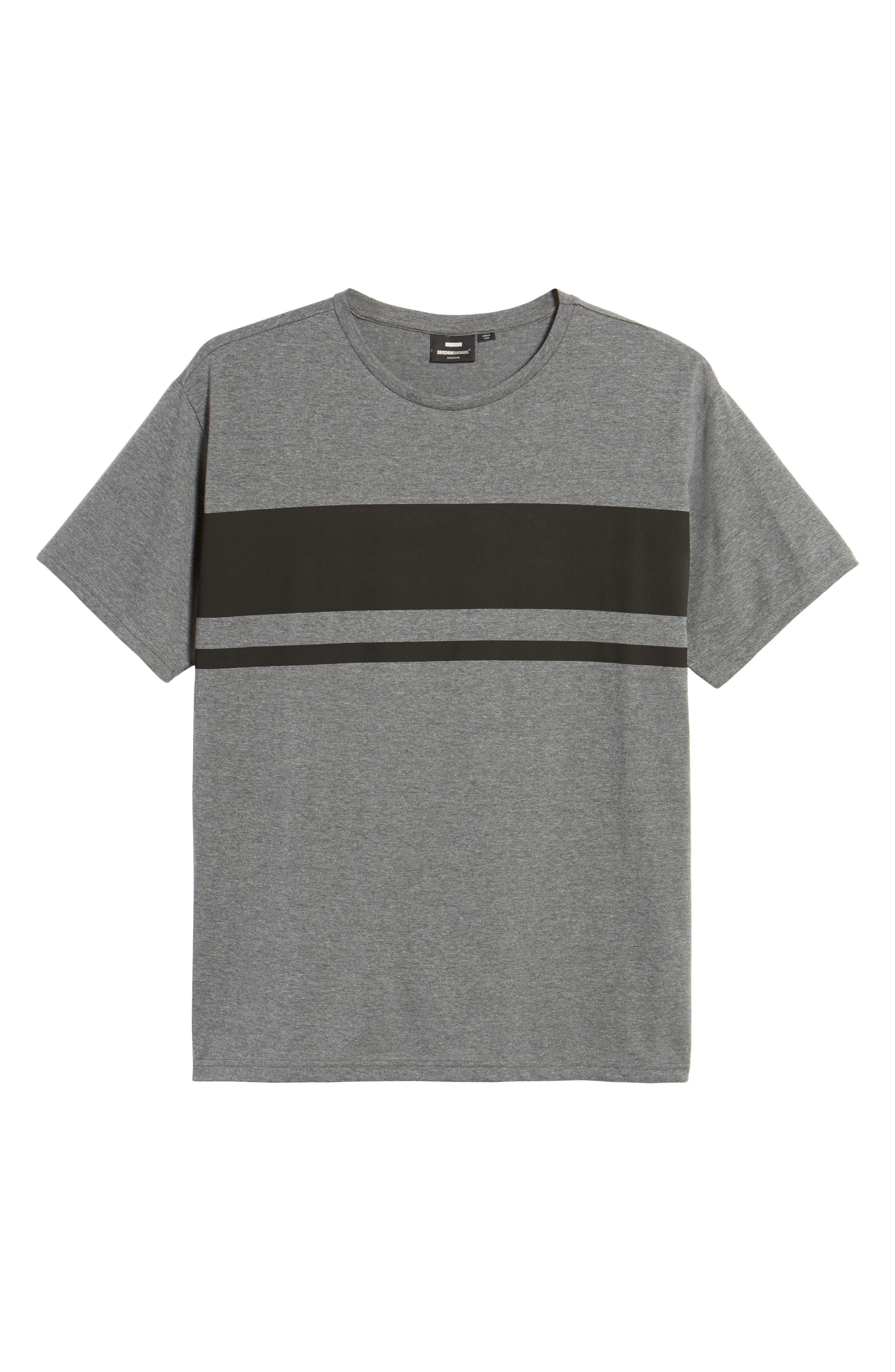 Russ Stripe T-Shirt,                             Alternate thumbnail 6, color,                             020