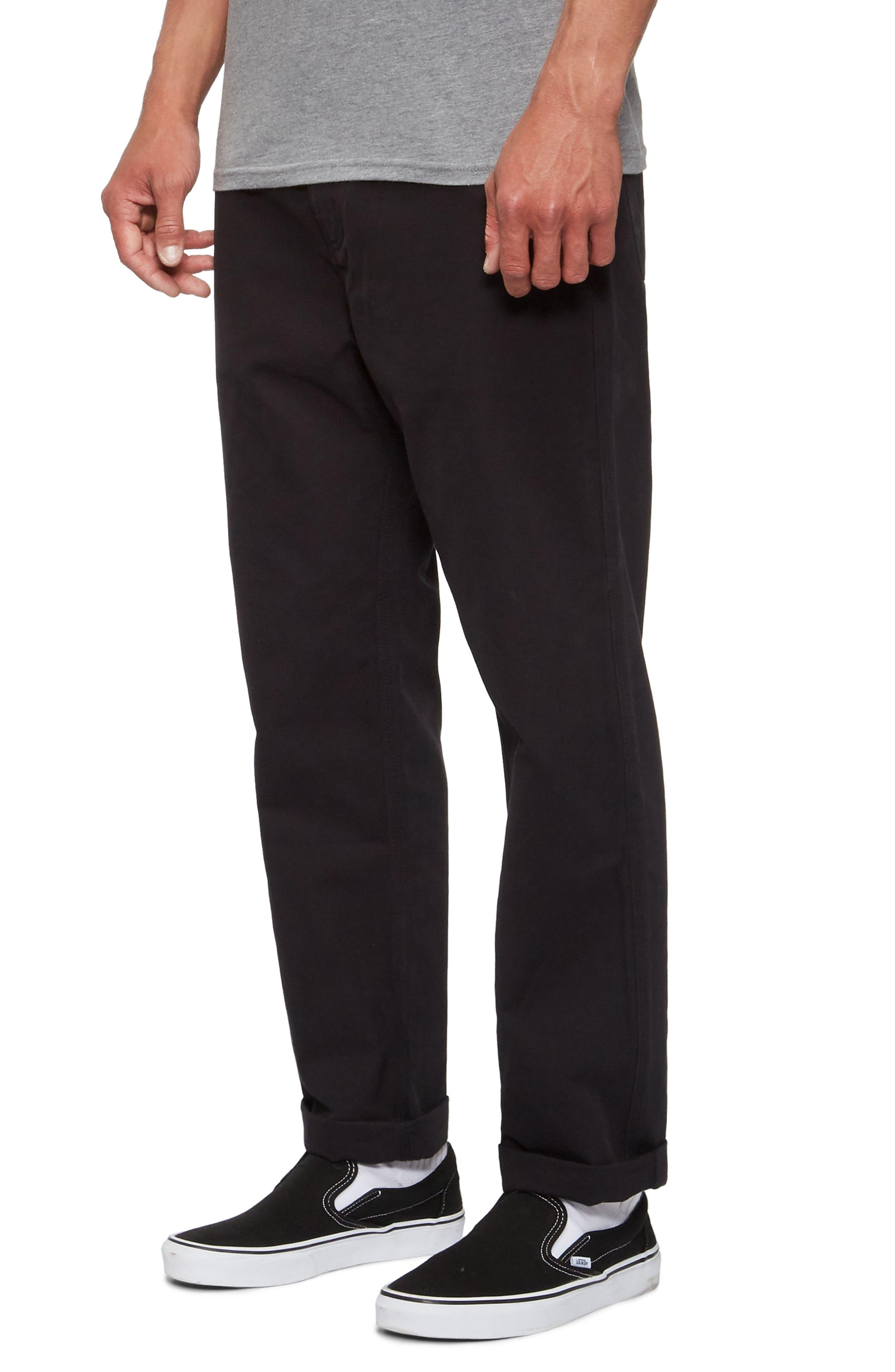 Westport Utility Pants,                             Alternate thumbnail 3, color,                             BLACK