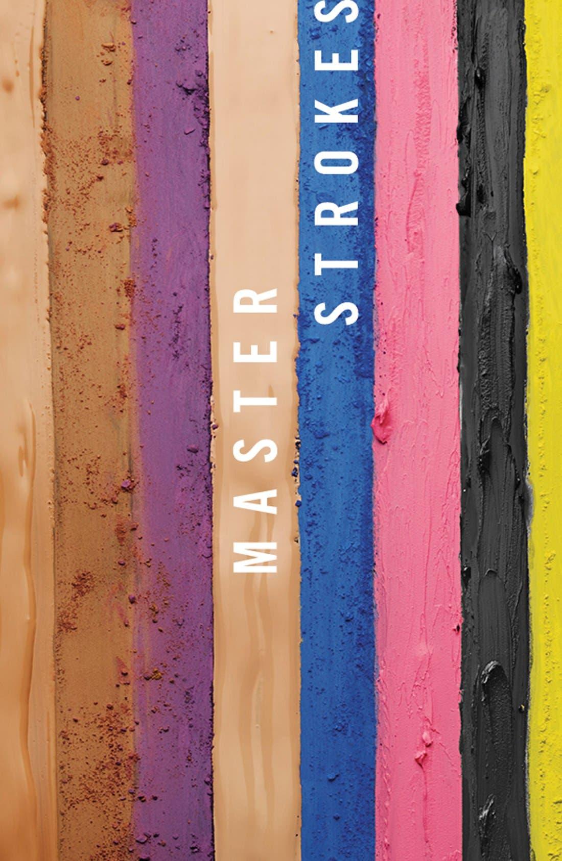 MAC 224 Tapered Blending Brush,                             Alternate thumbnail 4, color,                             000