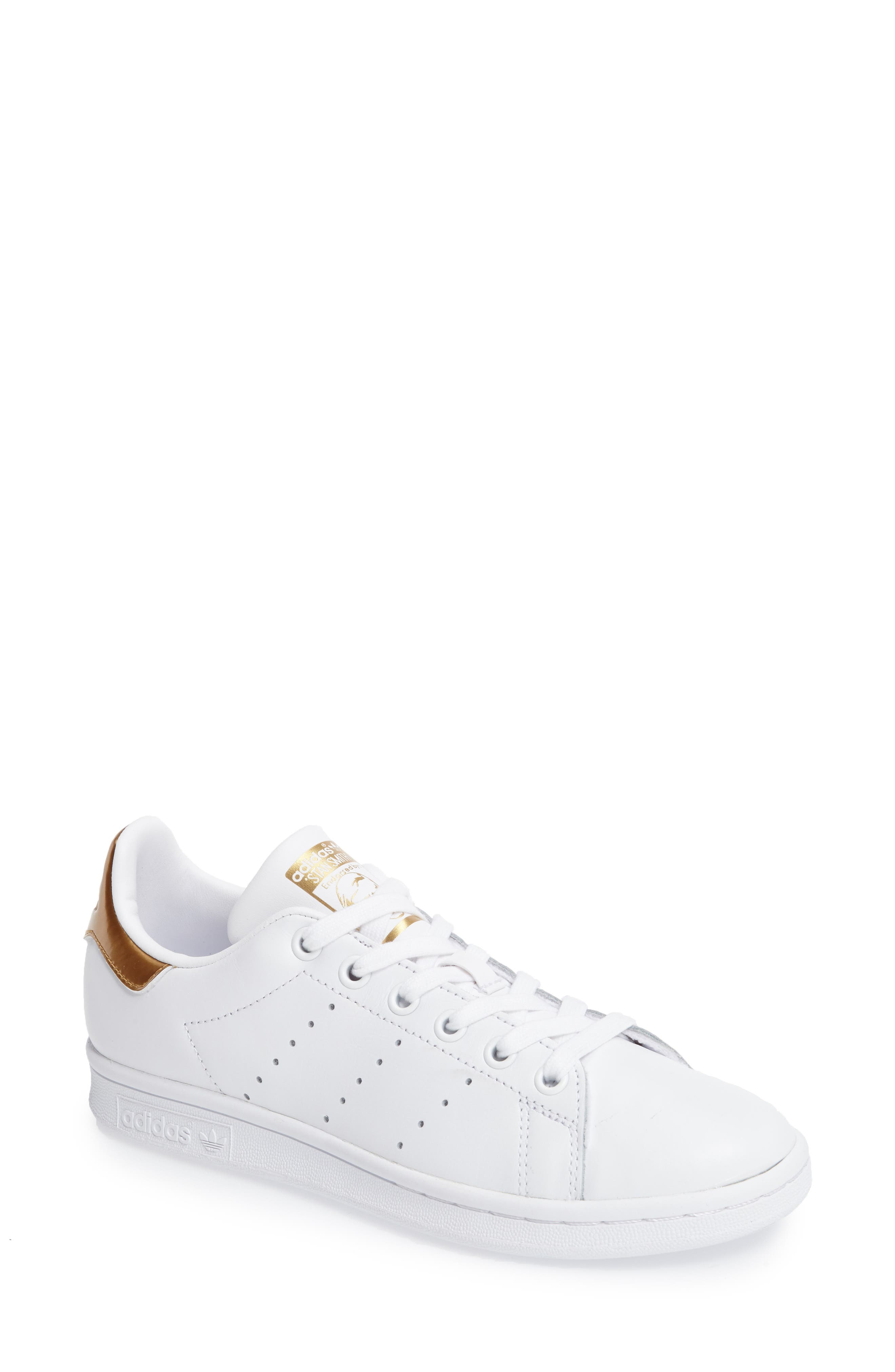'Stan Smith' Sneaker,                             Main thumbnail 6, color,