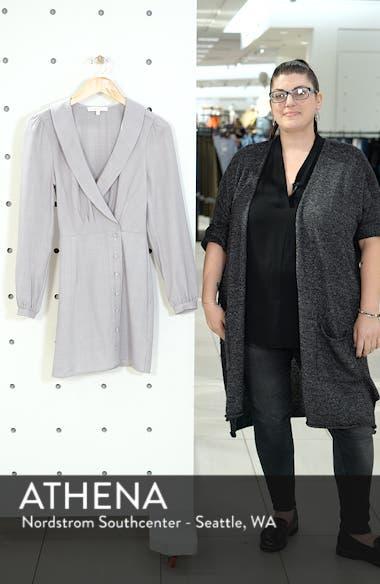 Rozy Glen Plaid Minidress, sales video thumbnail