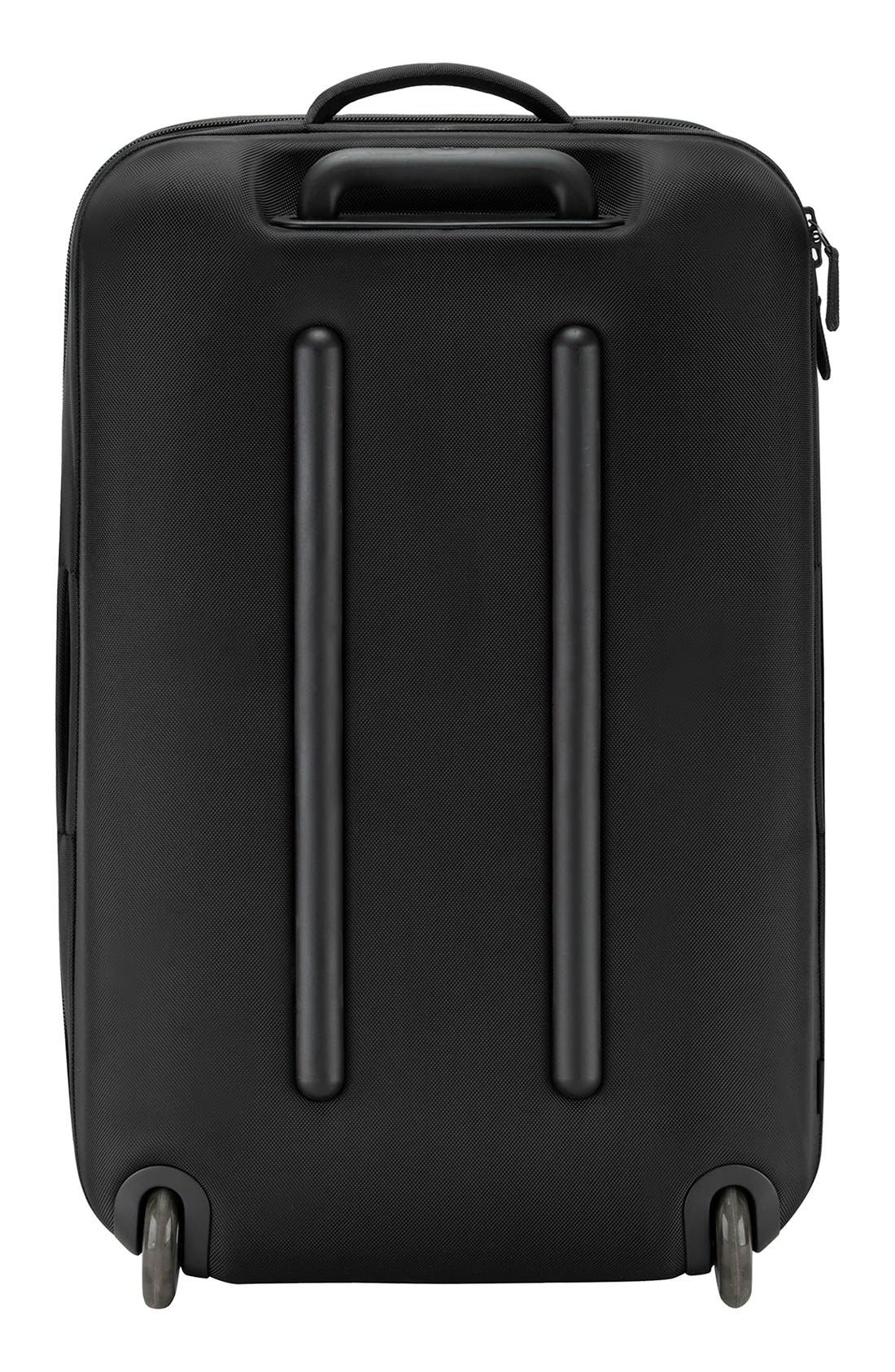 VIA 28-Inch Wheeled Suitcase,                             Alternate thumbnail 4, color,                             001