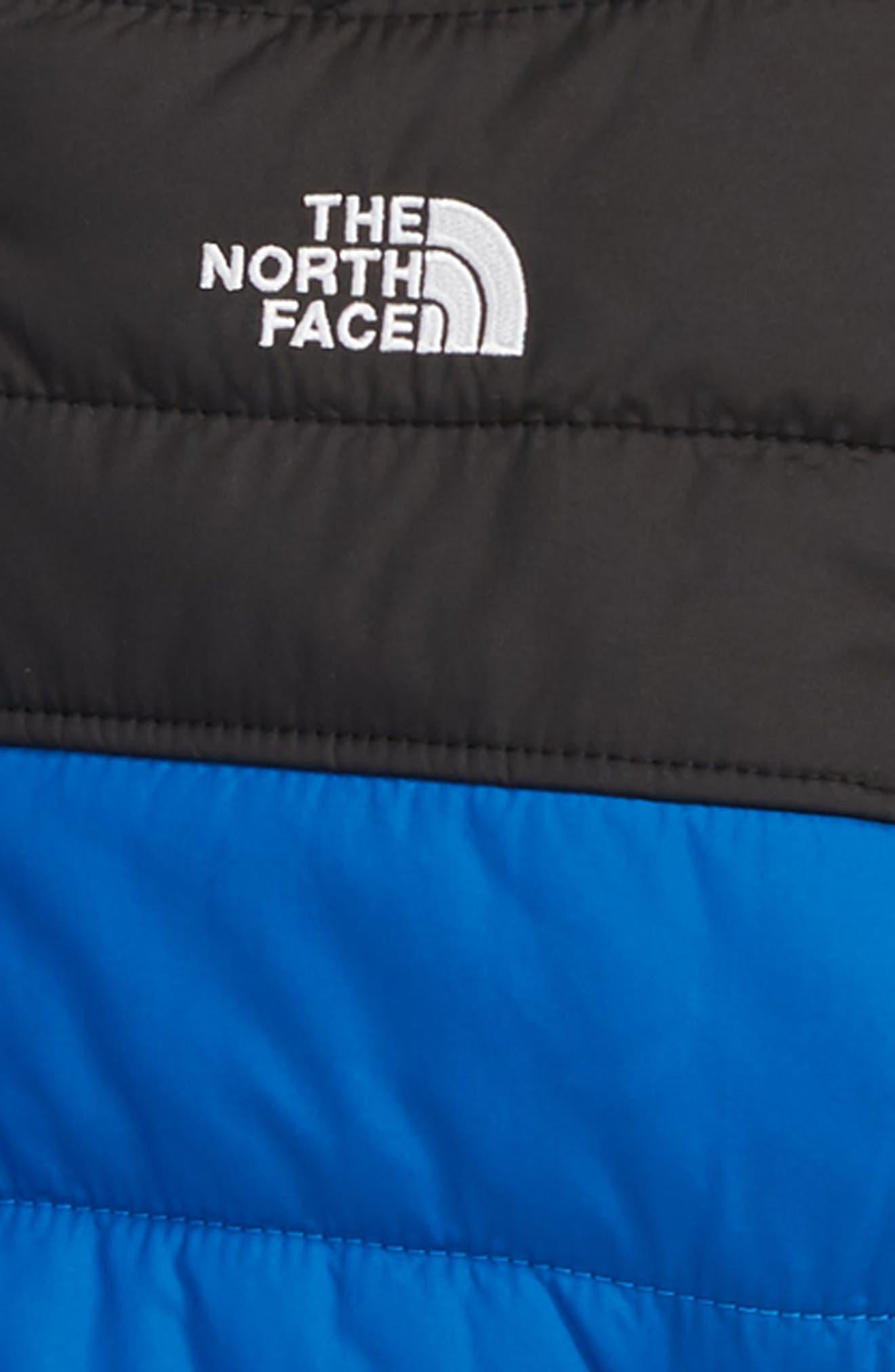 Chimborazo Reversible Jacket,                             Alternate thumbnail 3, color,                             TURKISH SEA