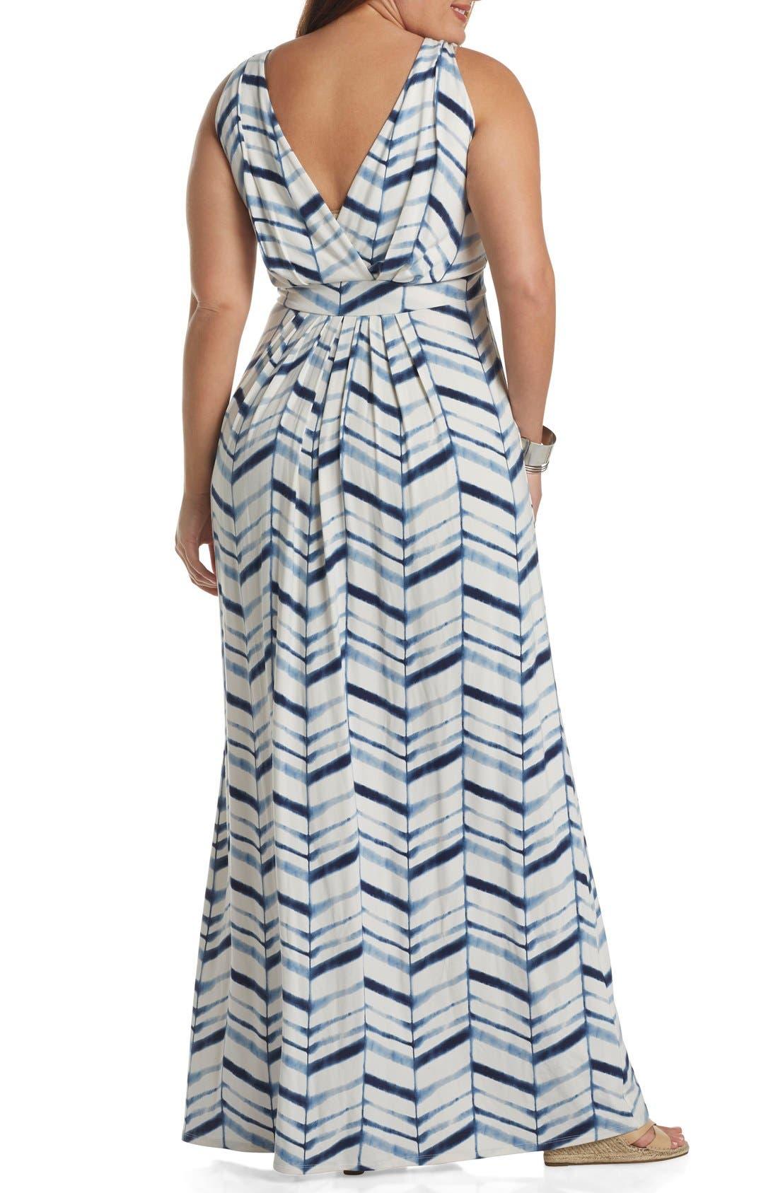 Chloe Empire Waist Maxi Dress,                             Alternate thumbnail 89, color,