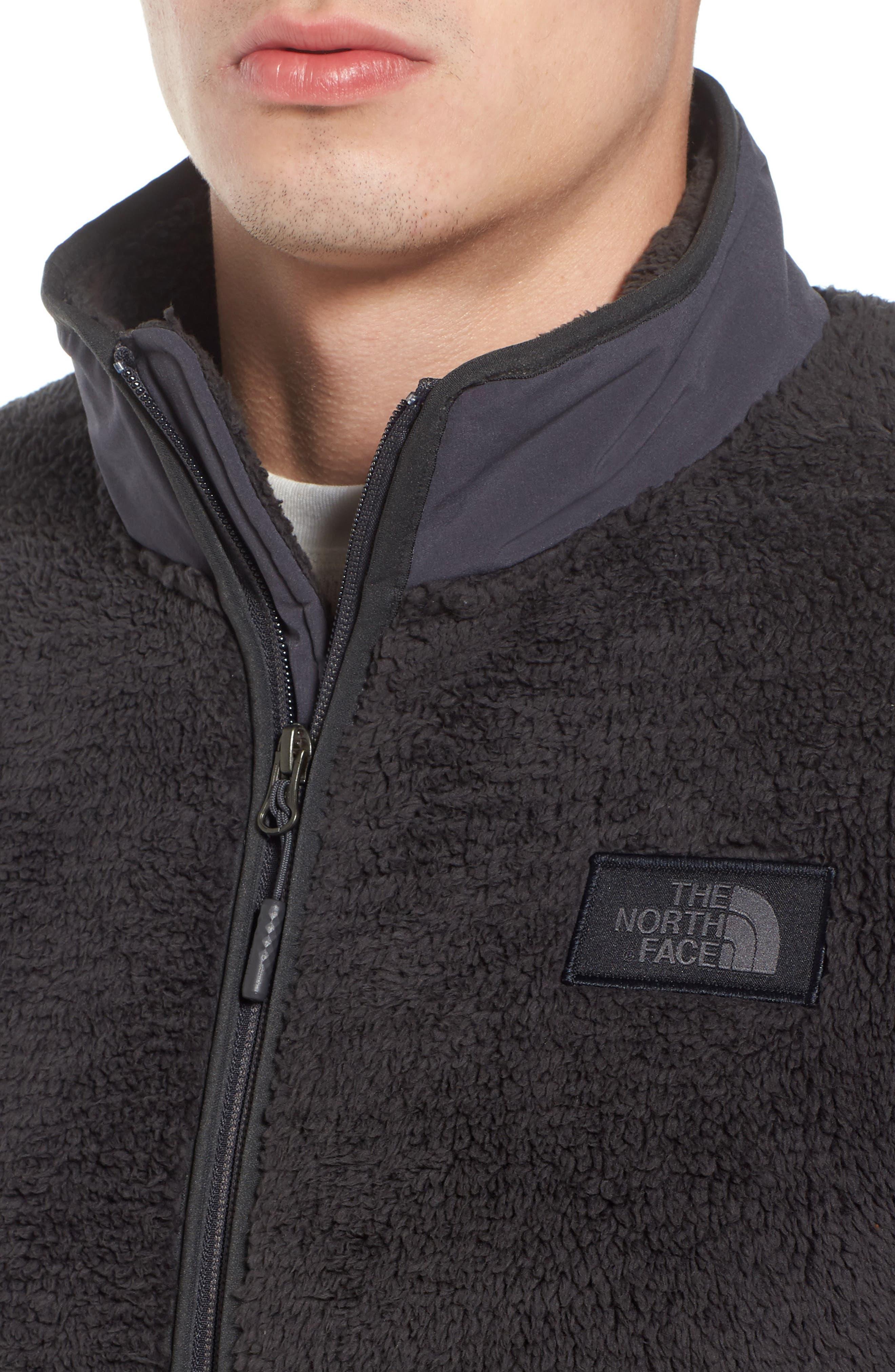 Campshire Zip Fleece Jacket,                             Alternate thumbnail 33, color,