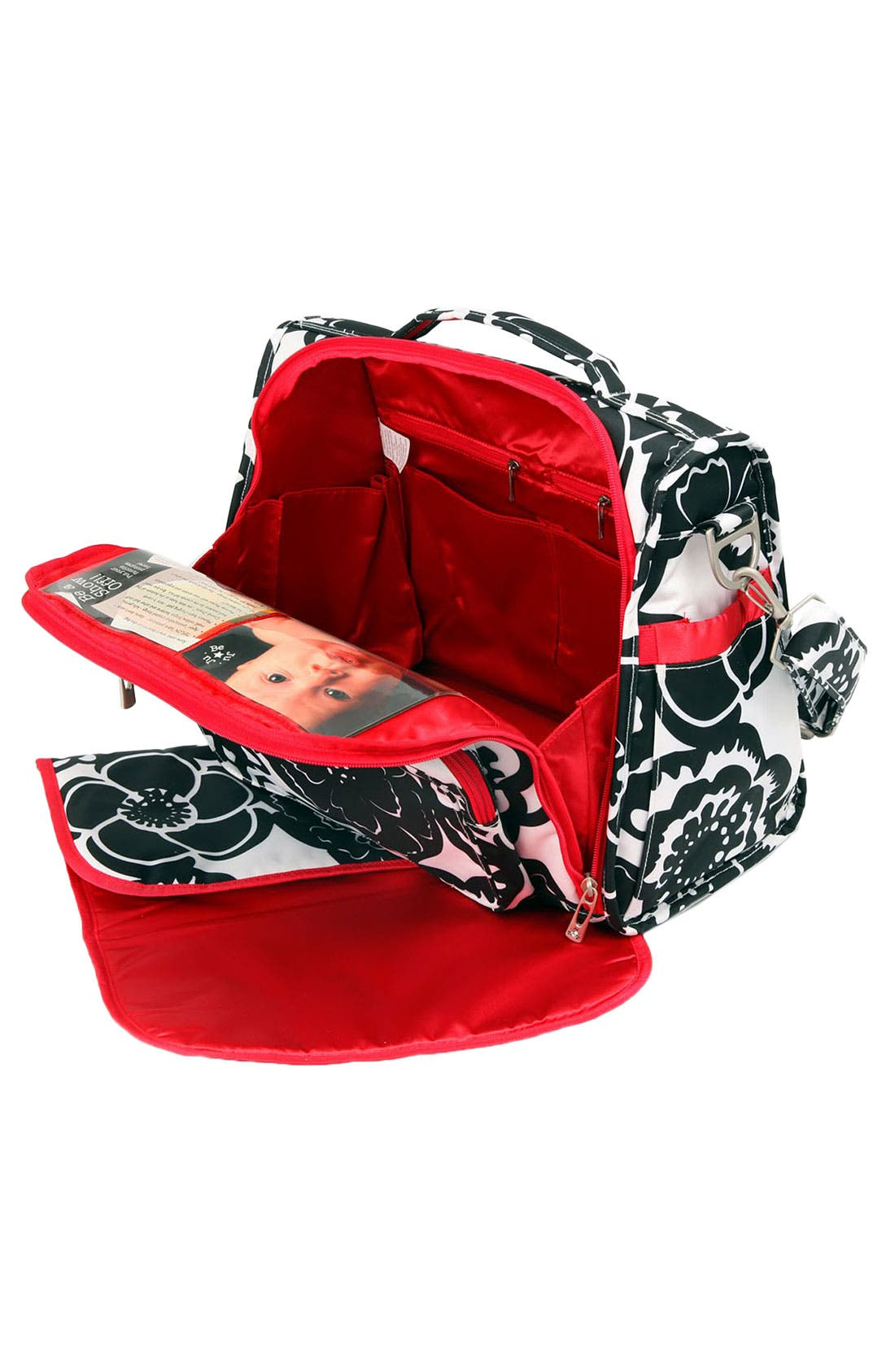 'BFF' Diaper Bag,                             Alternate thumbnail 101, color,