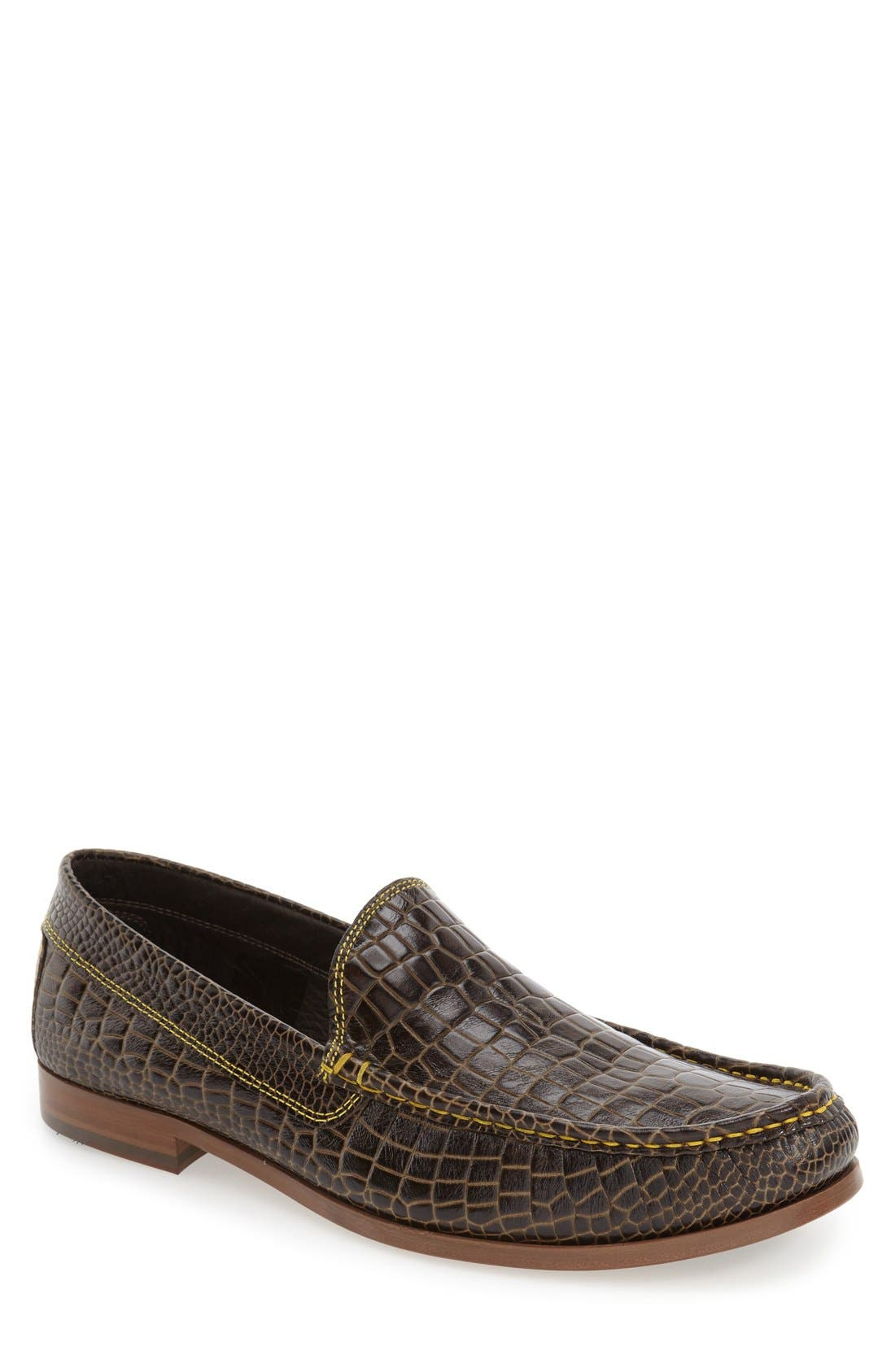Donald J Pliner 'Nate' Loafer,                             Alternate thumbnail 21, color,