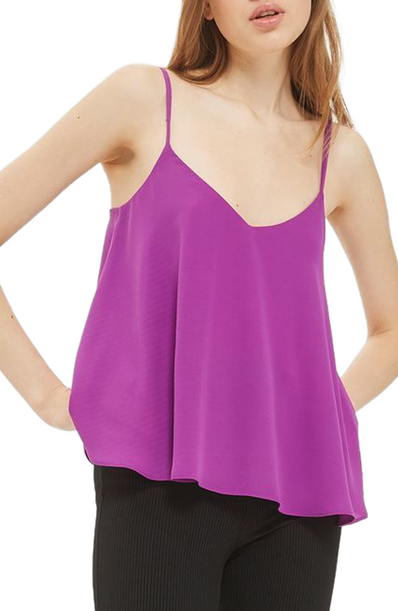 Rouleau Swing Camisole,                             Main thumbnail 10, color,