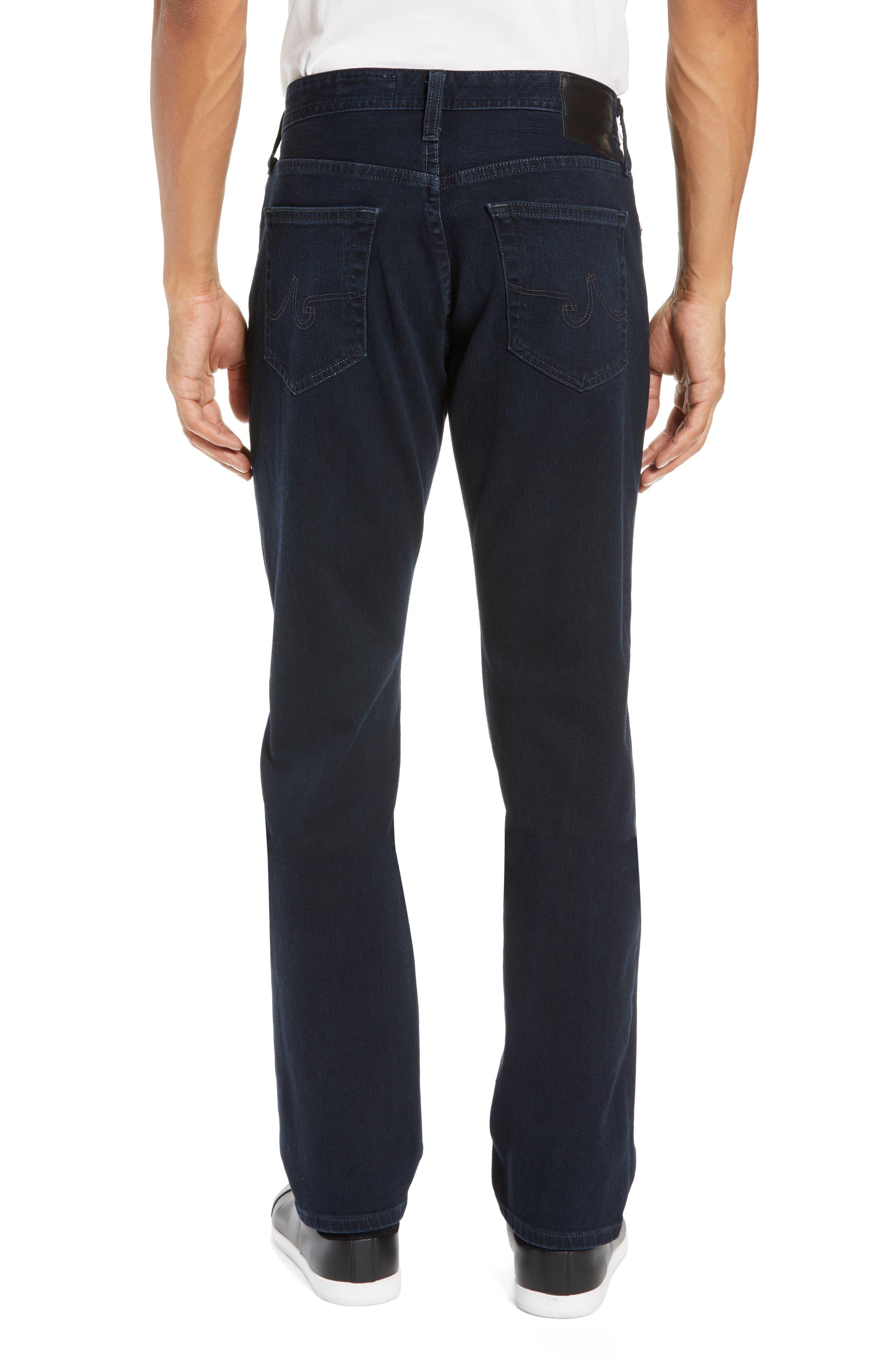 Everett Slim Straight Jeans,                             Alternate thumbnail 2, color,                             ORISON