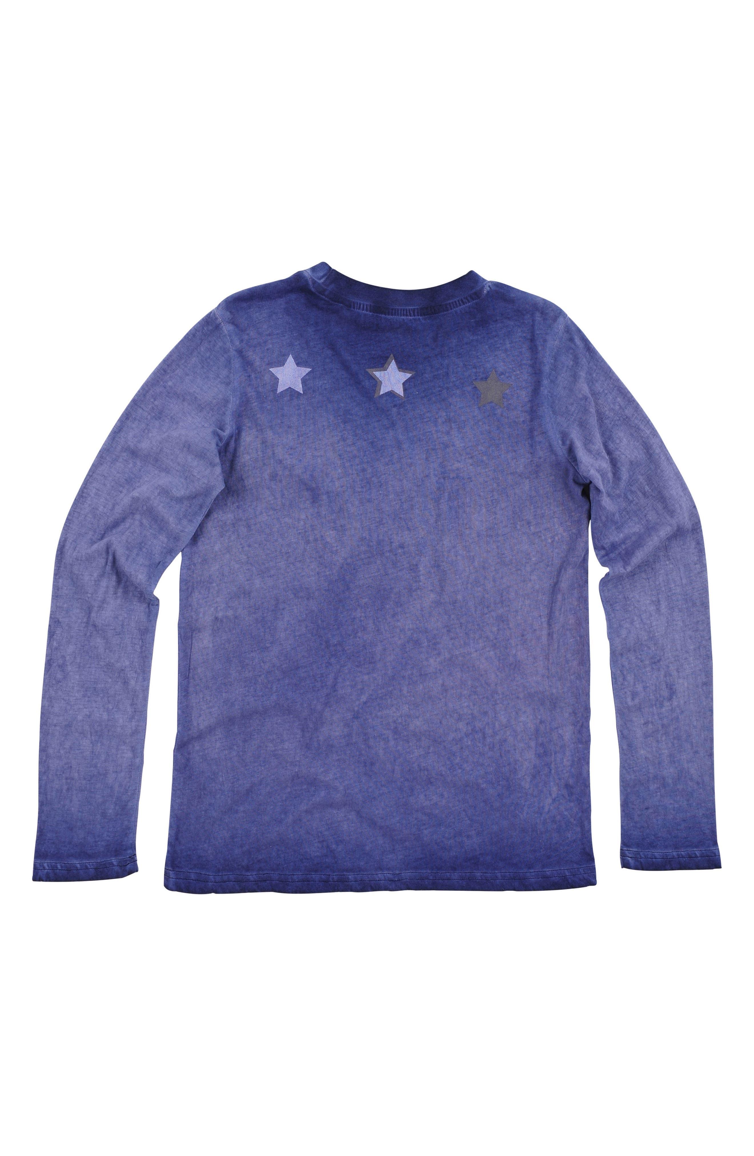 Give Me Space Long Sleeve T-Shirt,                             Main thumbnail 1, color,                             401