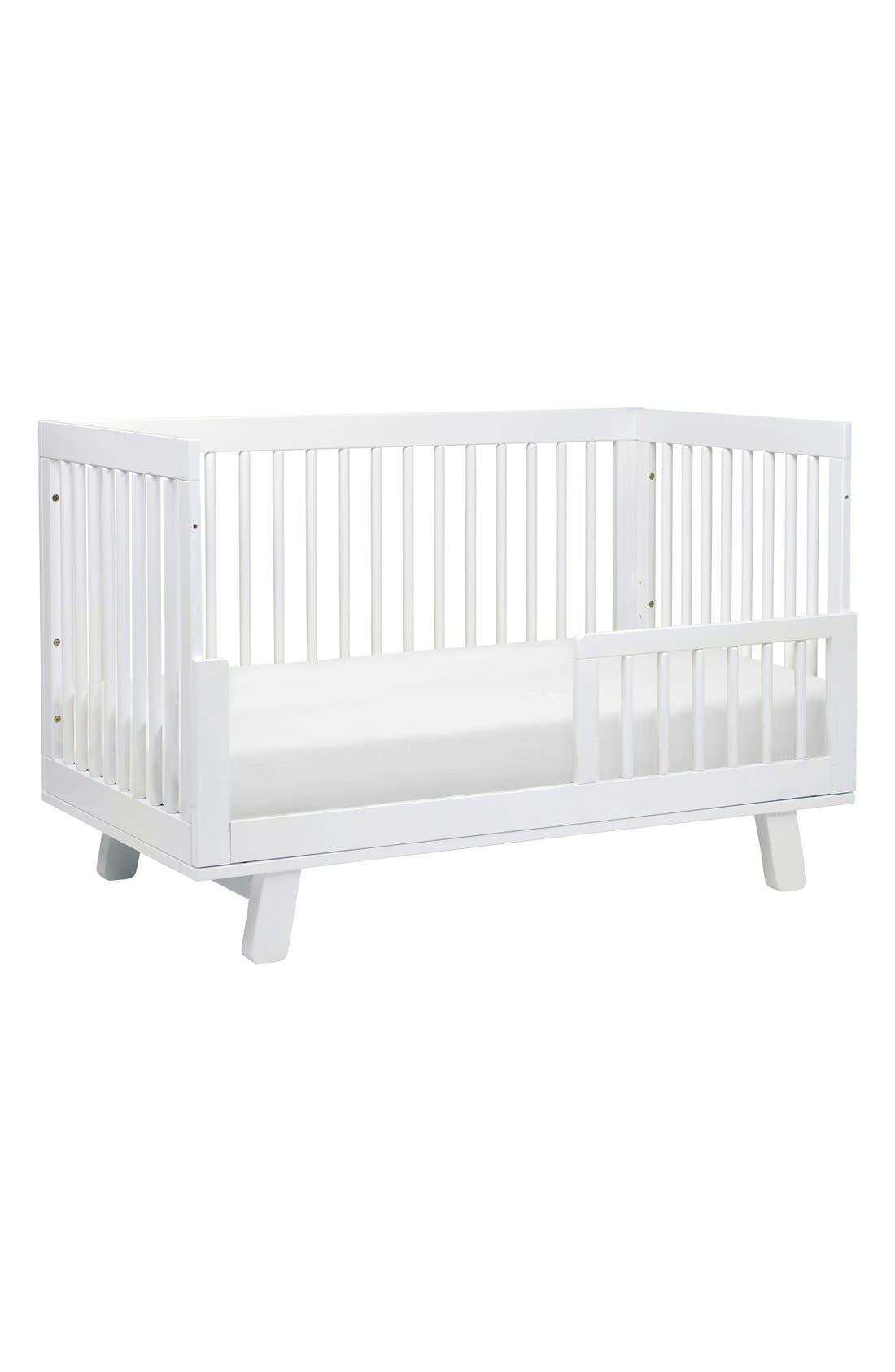 'Hudson' 3-in-1 Convertible Crib,                             Alternate thumbnail 24, color,
