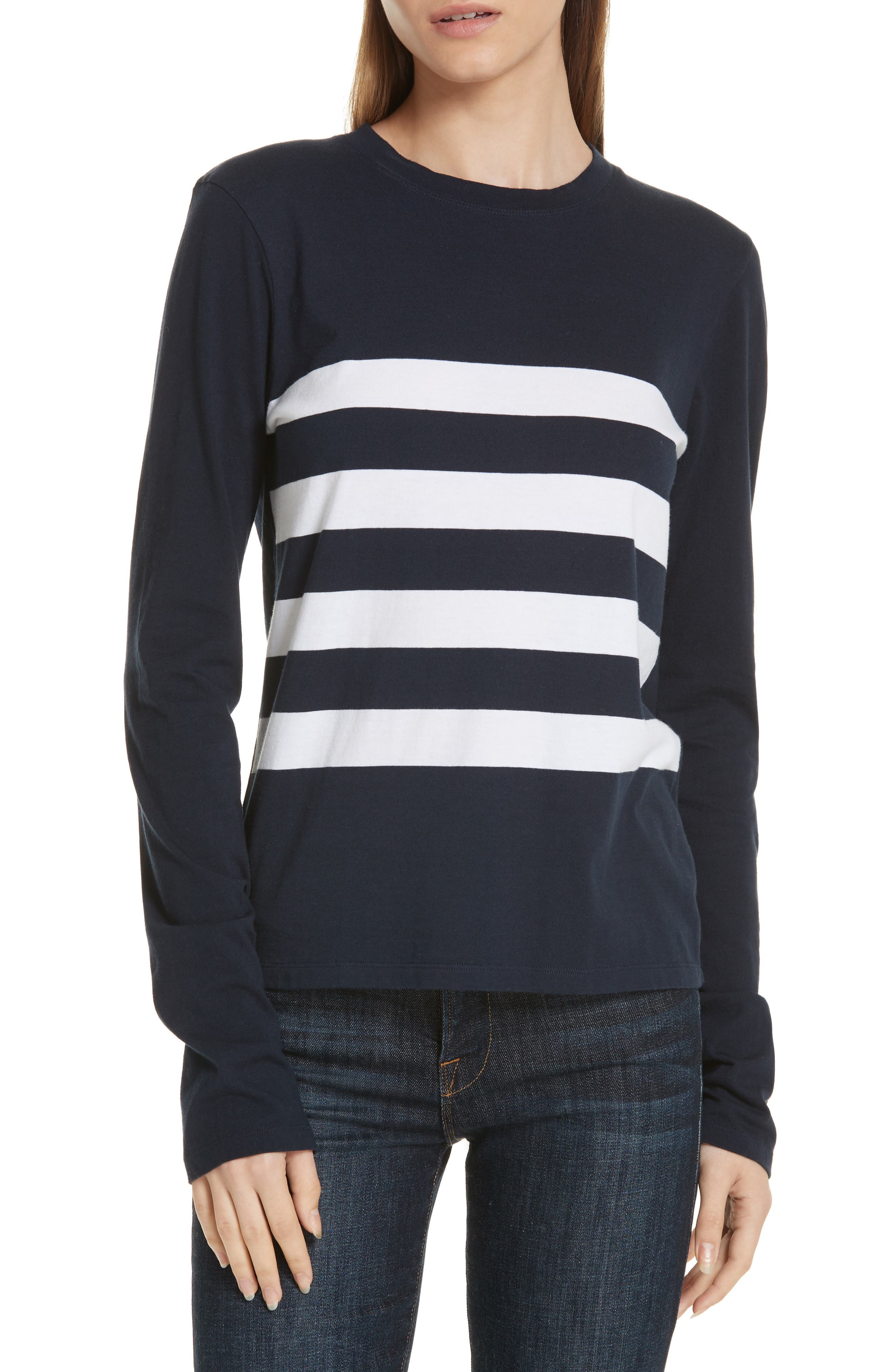Bold Lines Tee,                         Main,                         color, 477