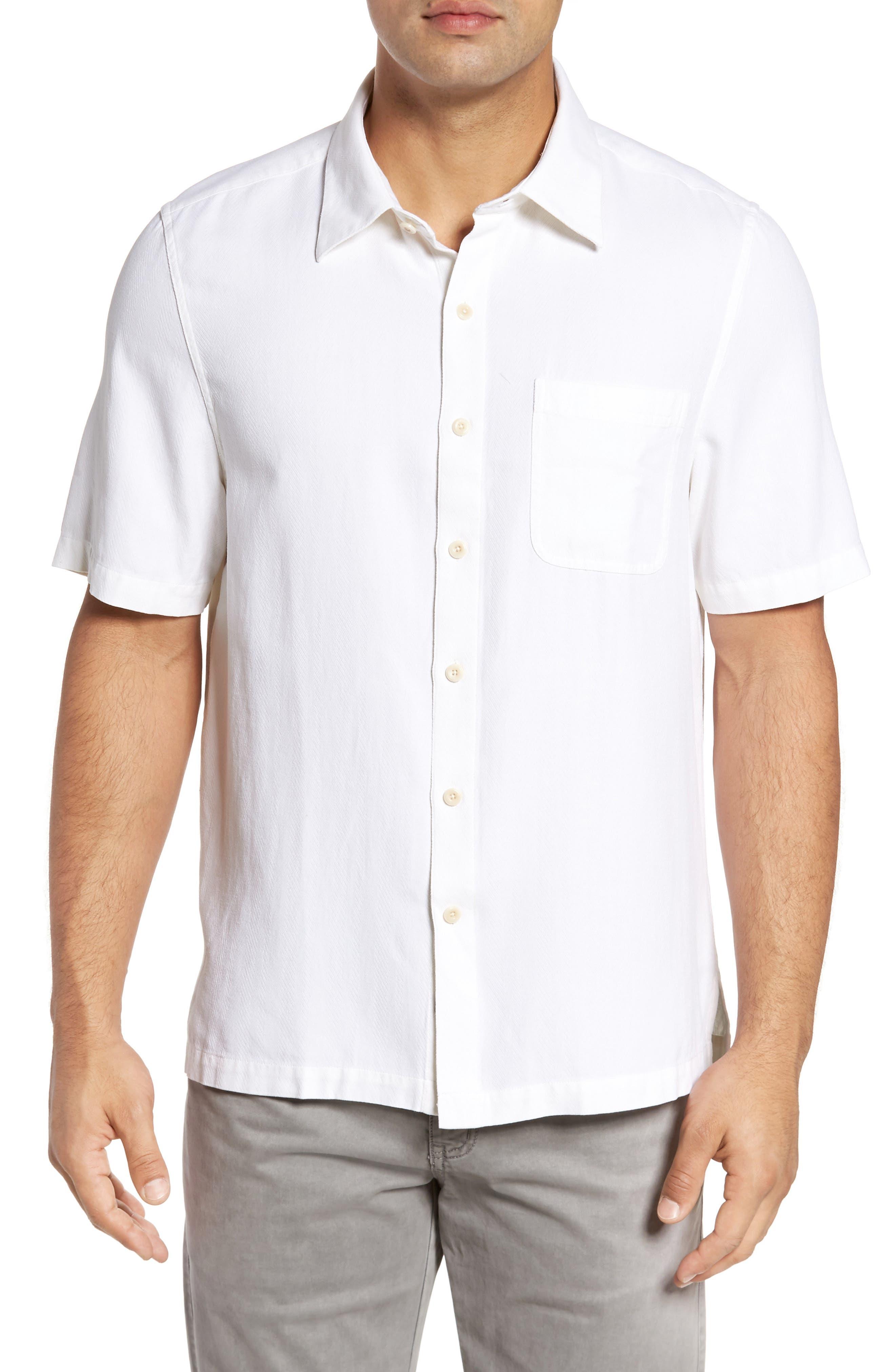With a Twist Silk Blend Camp Shirt,                             Main thumbnail 2, color,