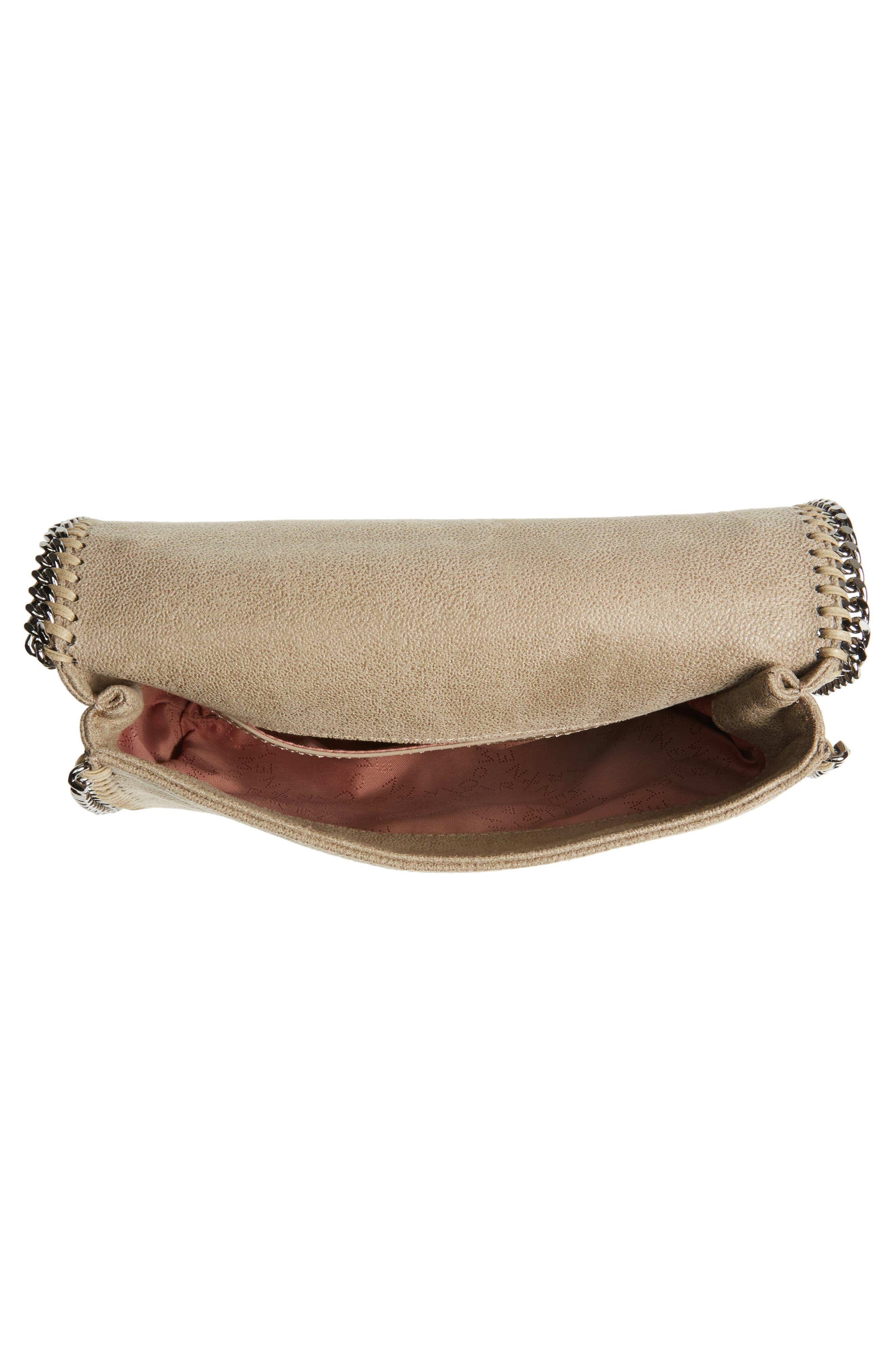 Shaggy Deer Flap Shoulder Bag,                             Alternate thumbnail 15, color,