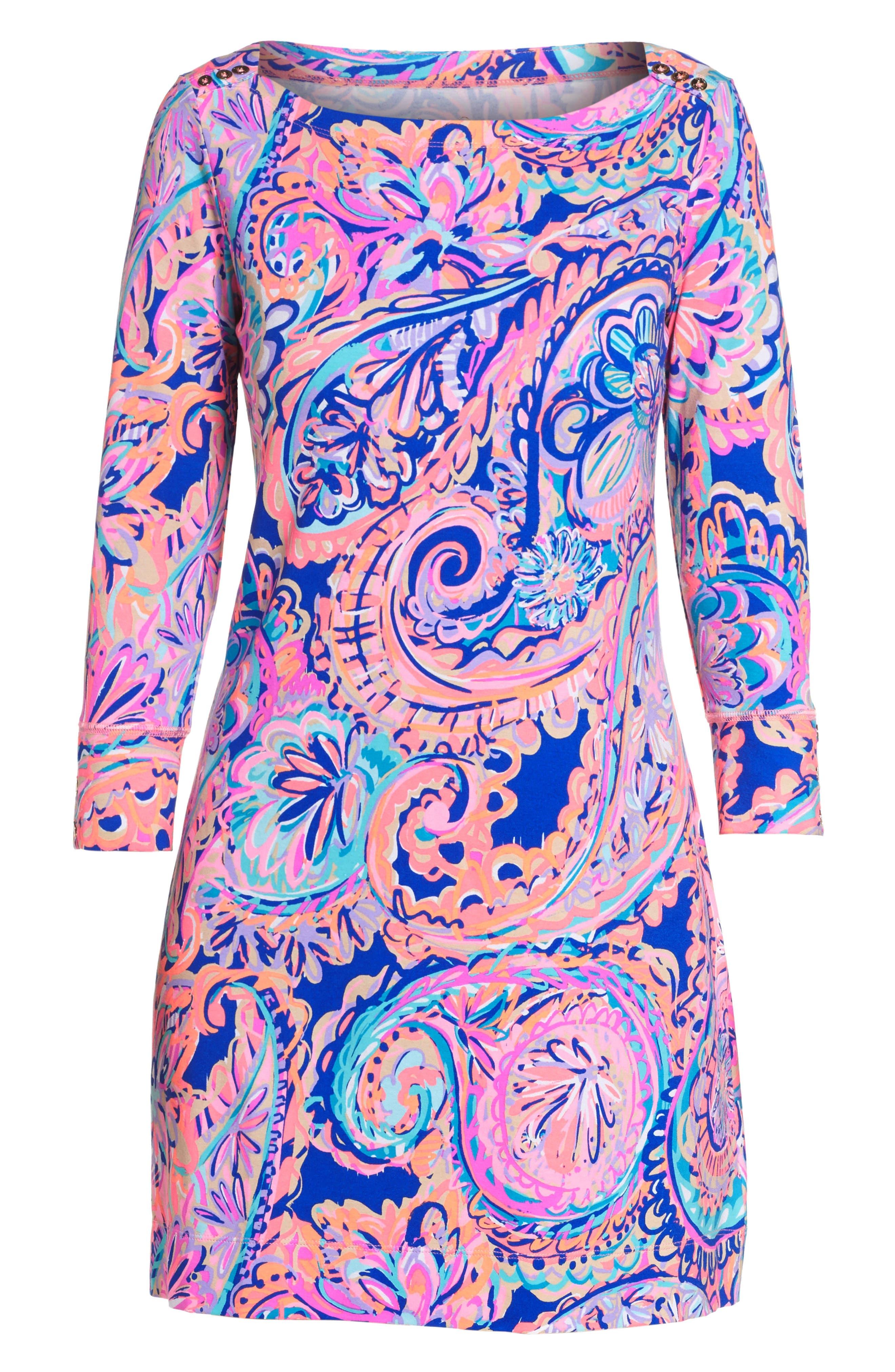 Sophie UPF 50+ Dress,                             Alternate thumbnail 7, color,                             454