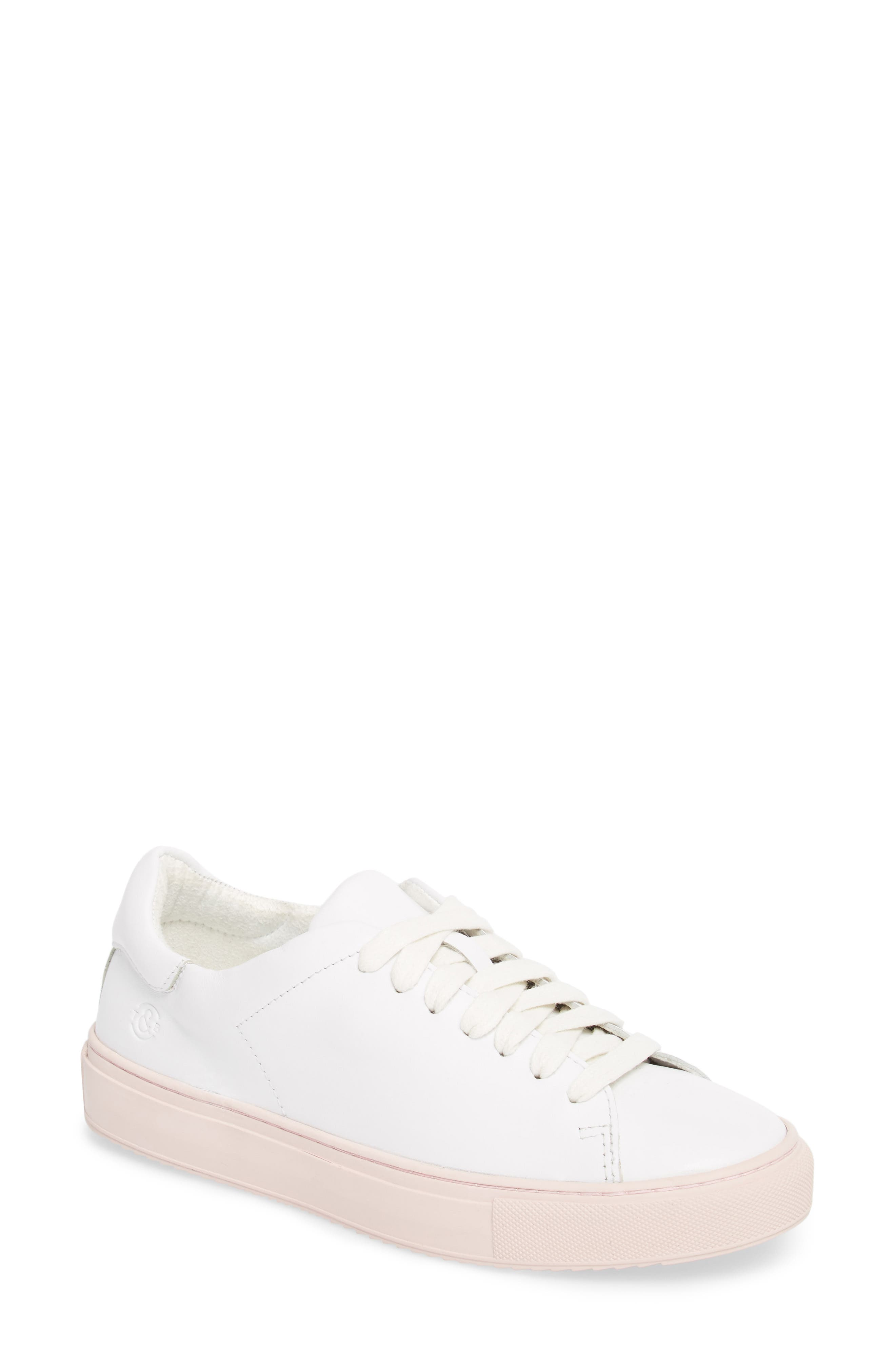 Cassidy Sneaker,                         Main,                         color, 100