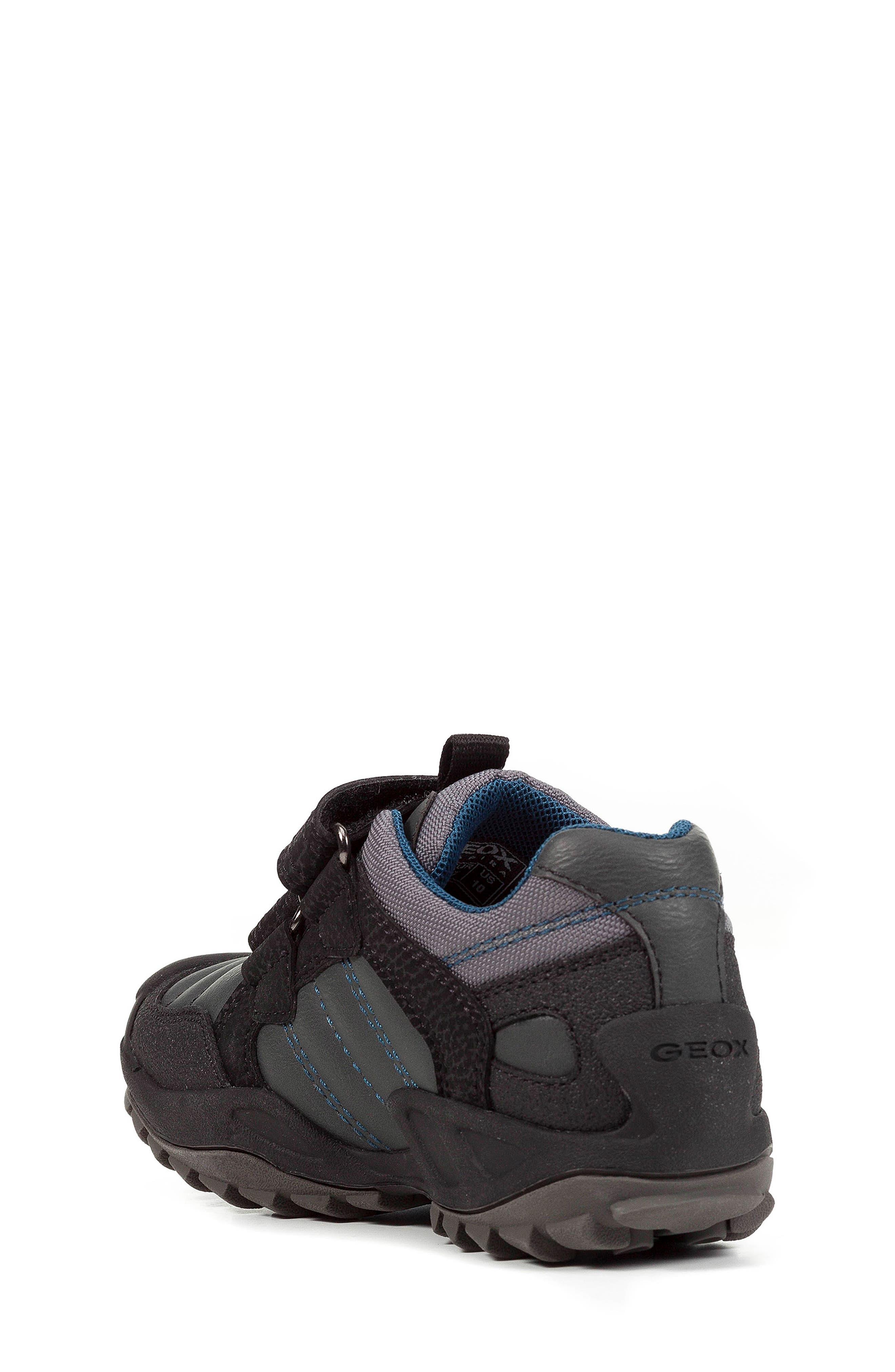 New Savage Sneaker,                             Alternate thumbnail 2, color,                             DARK GREY/PETROL