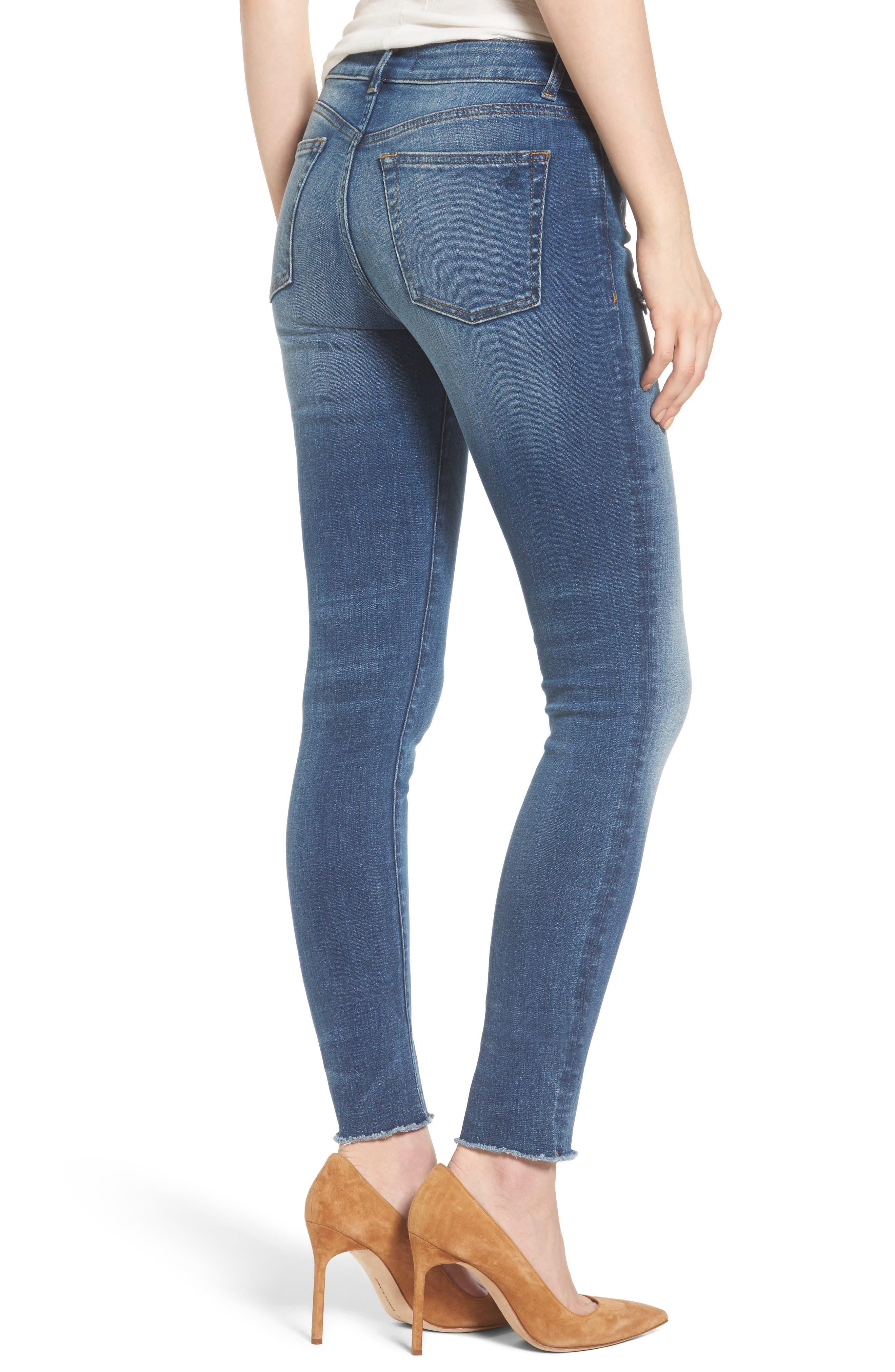 Florence Instasculpt Skinny Jeans,                             Alternate thumbnail 2, color,                             423