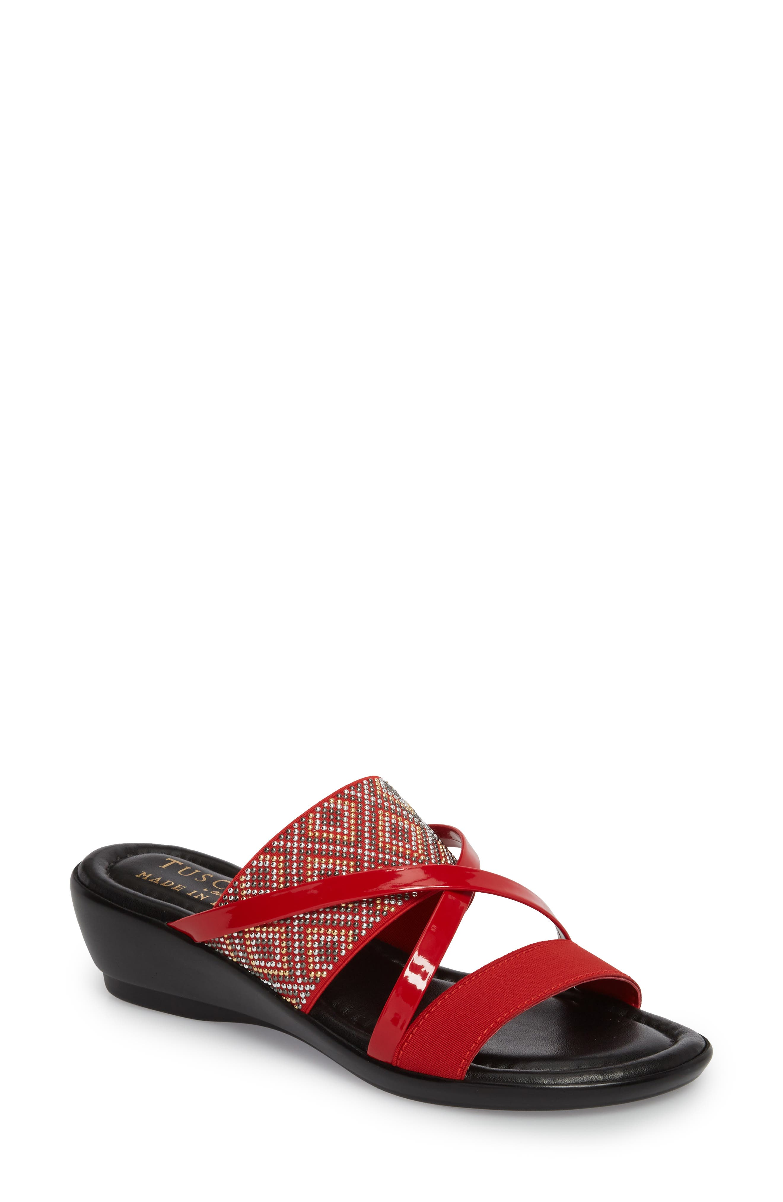 by Easy Street<sup>®</sup> Palazzo Sandal,                             Main thumbnail 6, color,