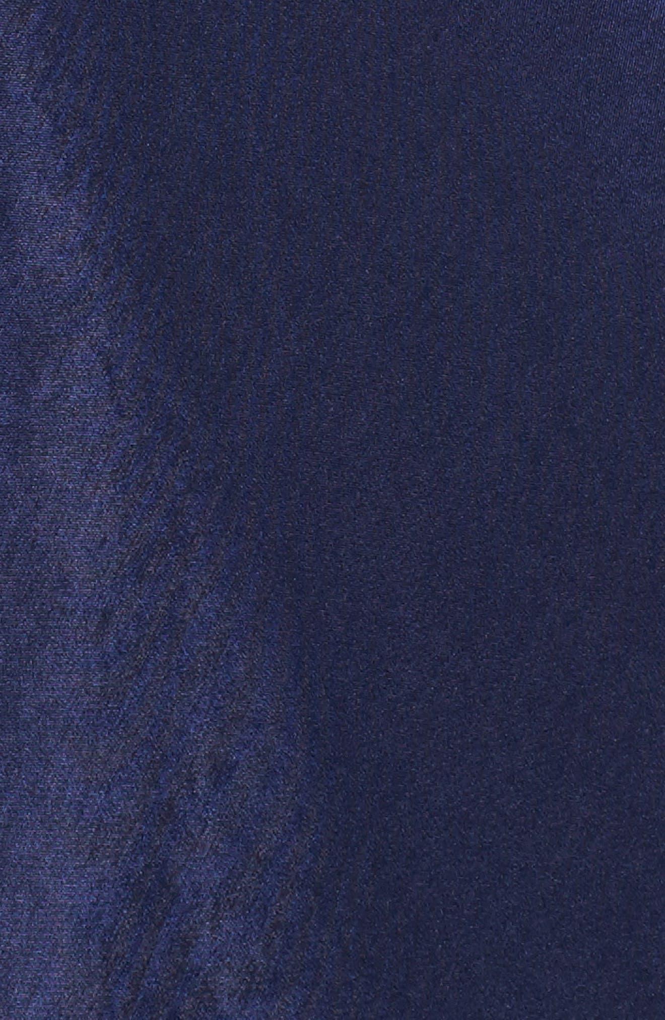 BP Satin Midi Skirt,                             Alternate thumbnail 5, color,                             410