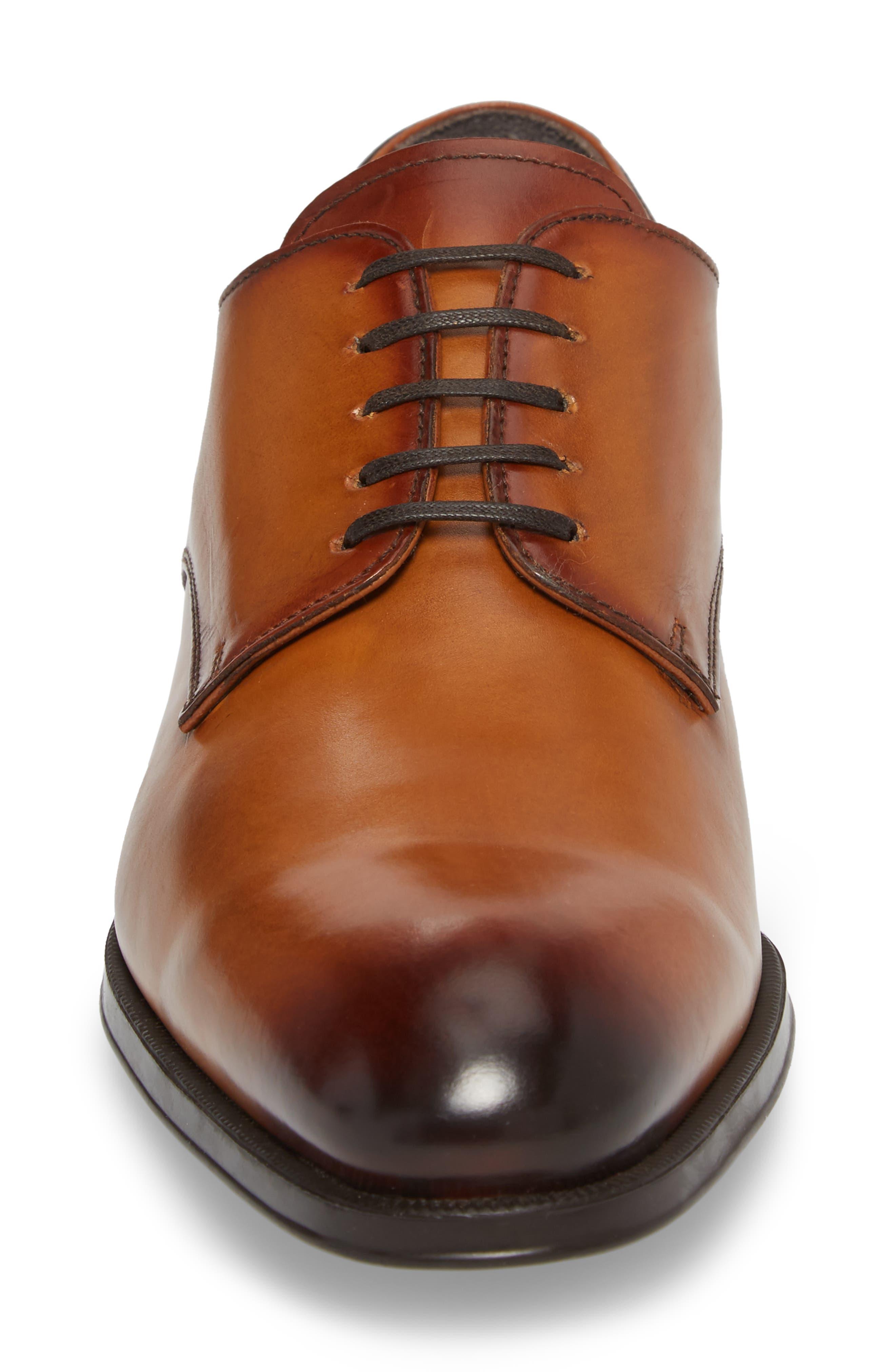 'Buchanan' Plain Toe Derby,                             Alternate thumbnail 4, color,                             245