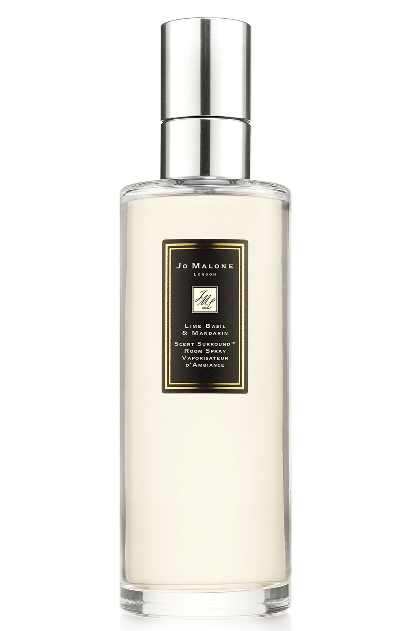 Jo Malone<sup>™</sup> Lime Basil & Mandarin Scent Surround<sup>™</sup> Room Spray,                         Main,                         color, NO COLOR