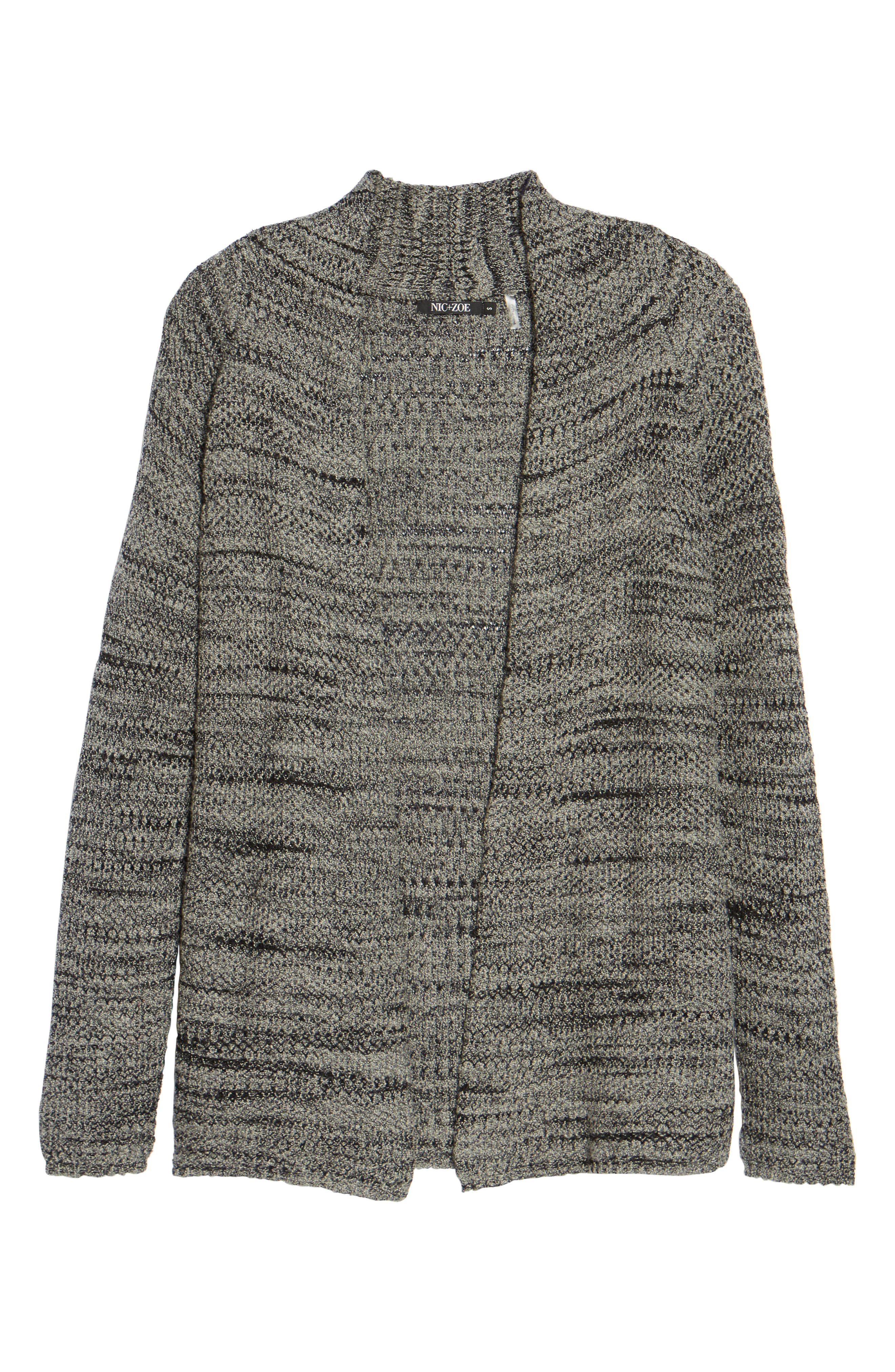 Thick & Thin Cardigan,                             Alternate thumbnail 6, color,                             259