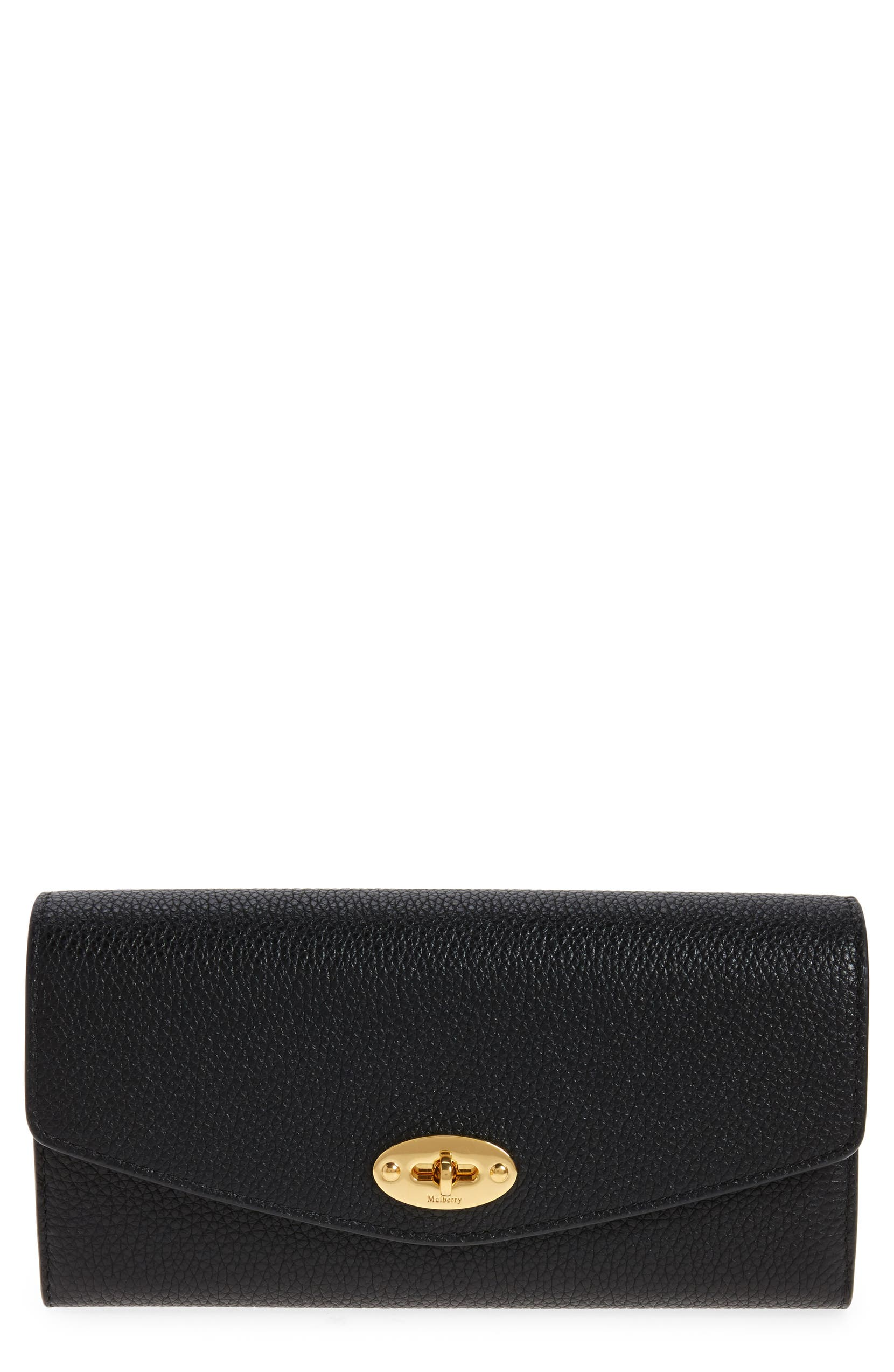 Mulberry Darley Continental Leather Wallet   Nordstrom 2fc690c445