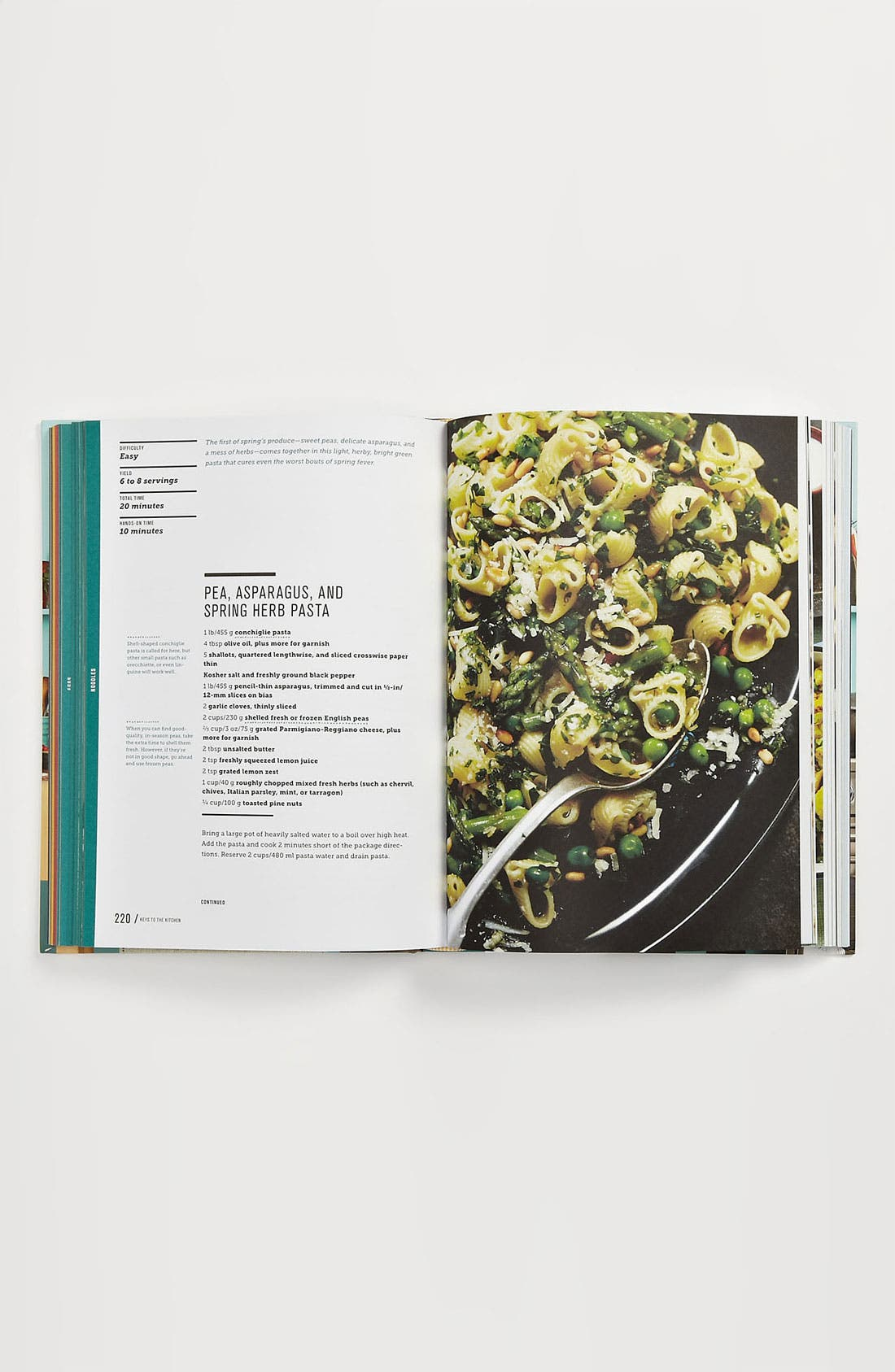 'Aida Mollenkamp's Keys To The Kitchen' Reference & Cookbook,                             Alternate thumbnail 2, color,