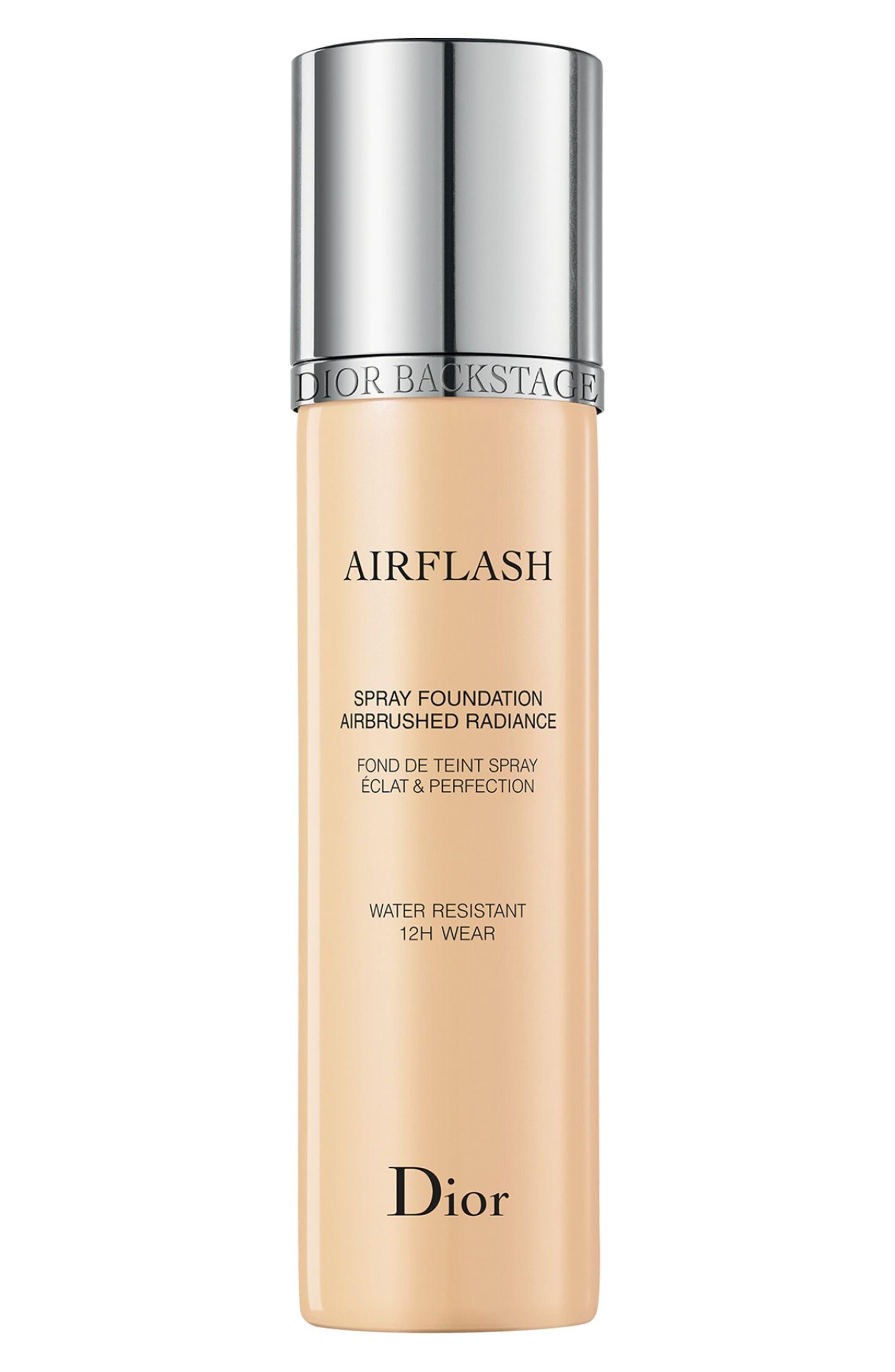 Dior Diorskin Airflash Spray Foundation - 101 Creme