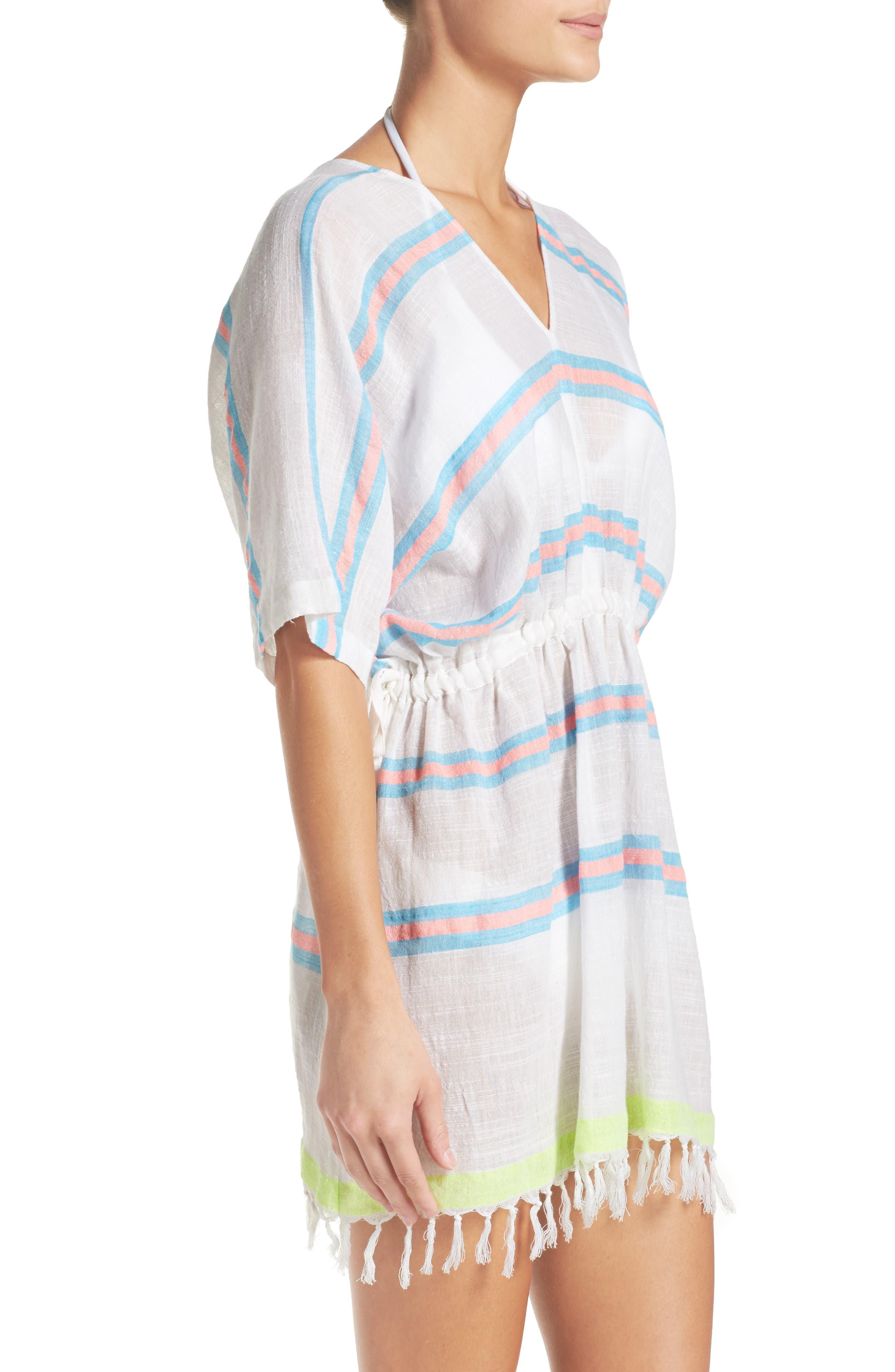 Melody Cover-Up Tunic,                             Alternate thumbnail 3, color,                             452