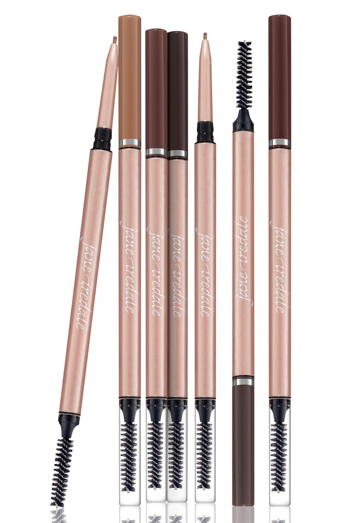 Retractable Brow Pencil,                             Alternate thumbnail 4, color,