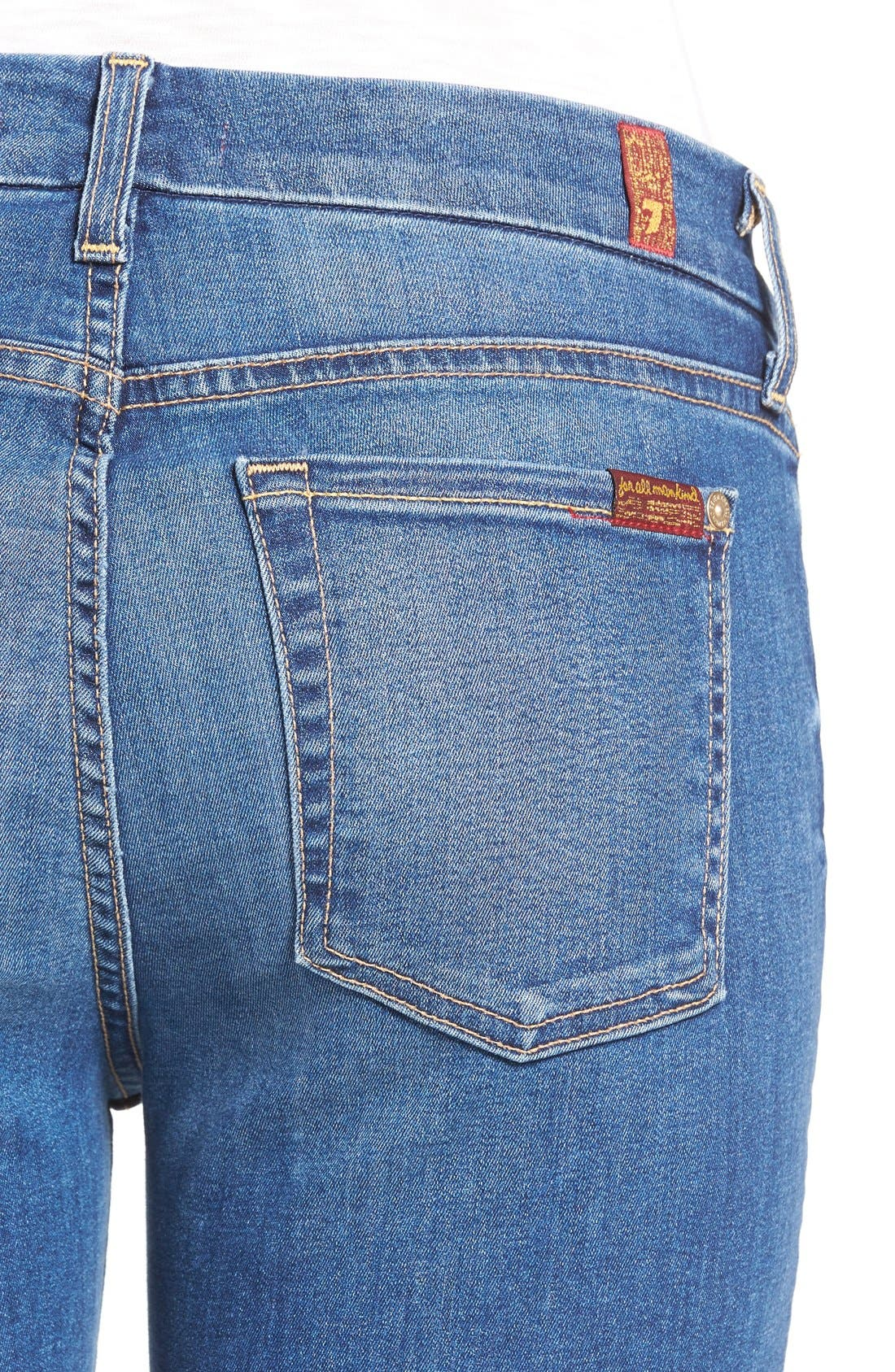 'b(air) - The Ankle' Skinny Jeans,                             Alternate thumbnail 40, color,